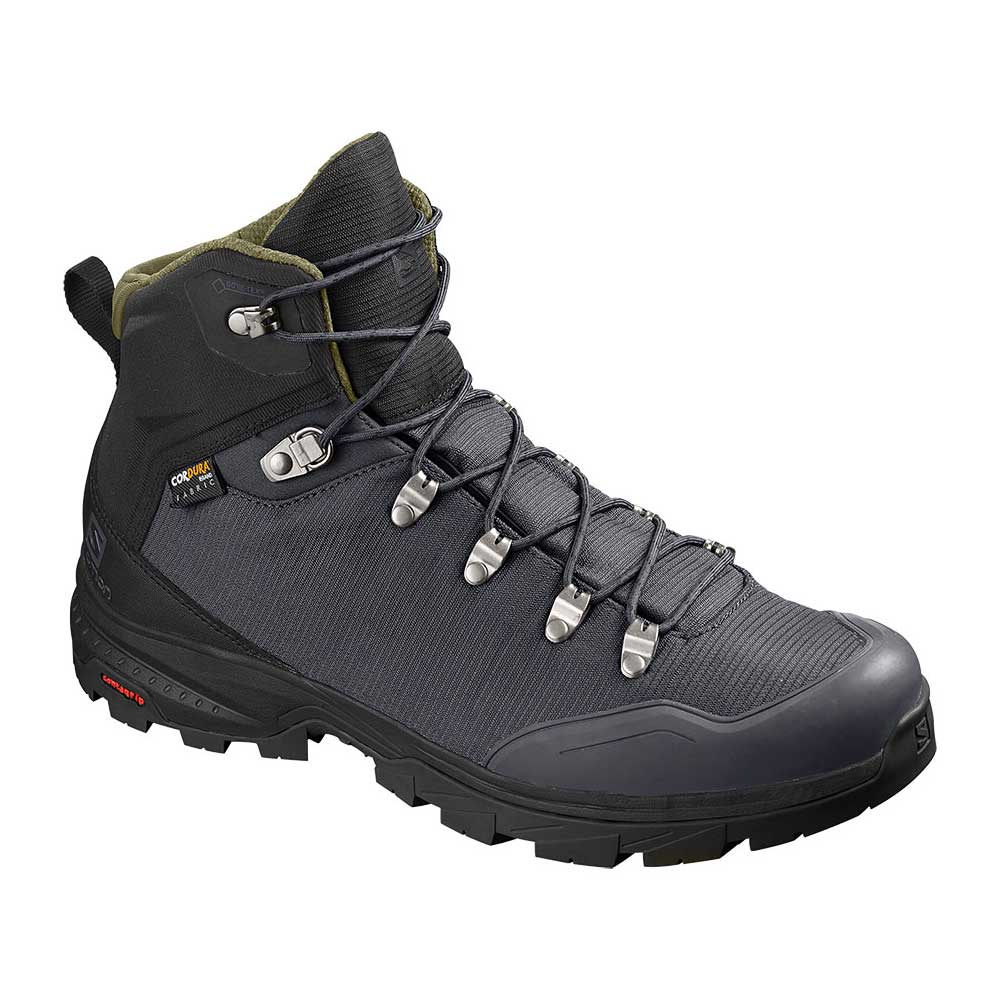 Salomon Outback 500 GTX in Ebony-Black-Grape Leaf