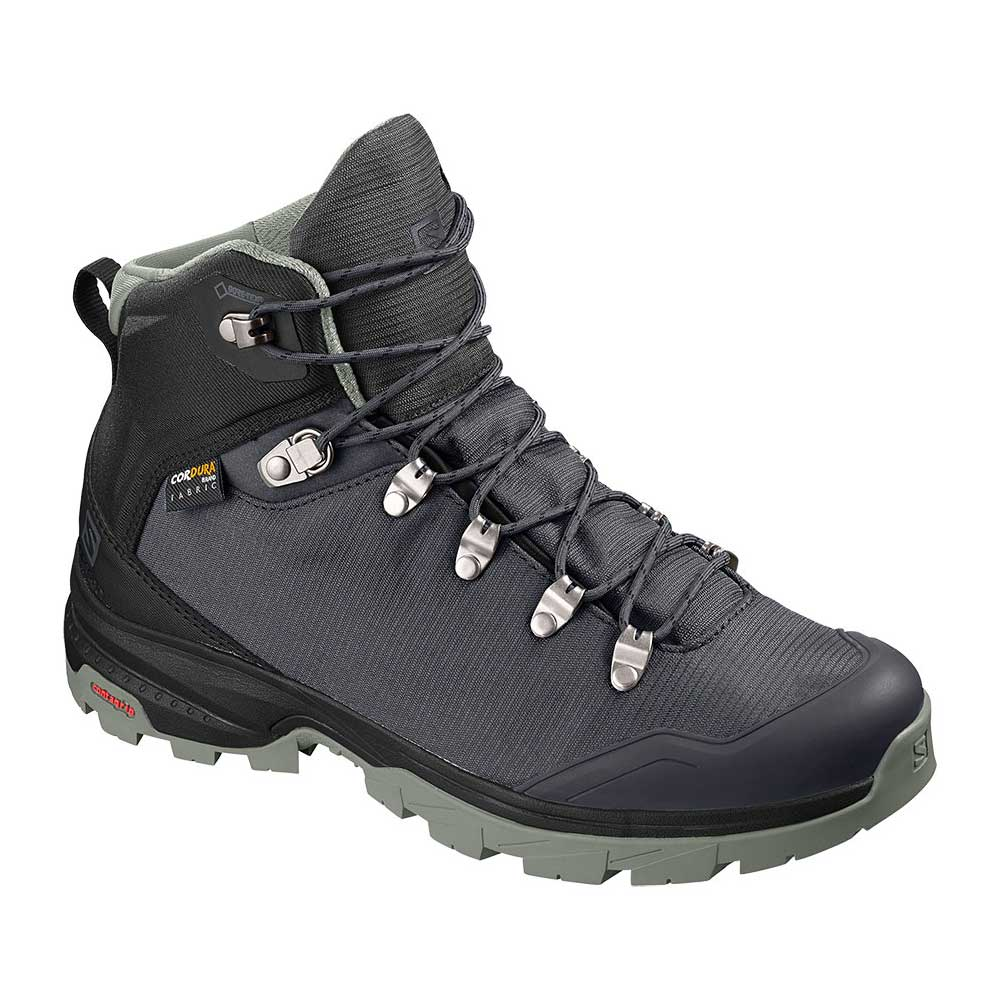 Salomon Outback 500 GTX W in Ebony-Black-Shadow