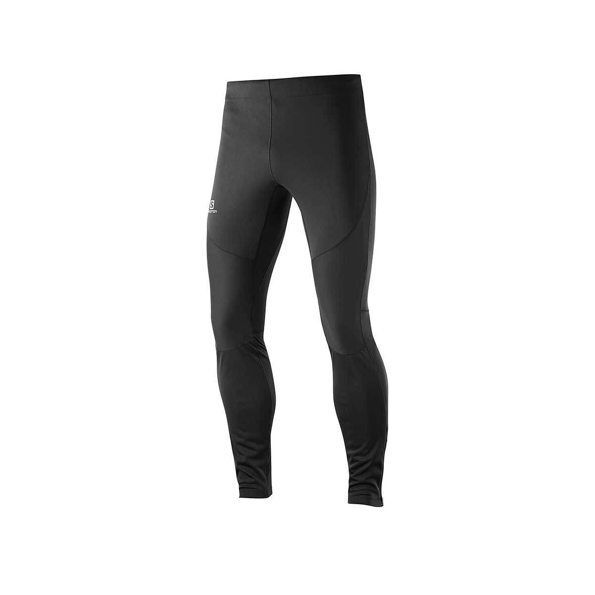 Salomon Men's Trail Runner WS Tight in Black