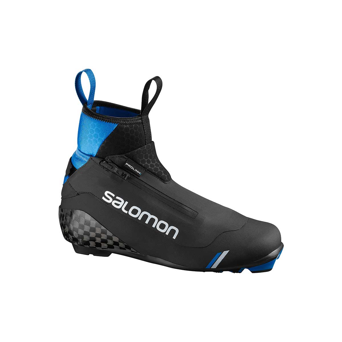 Salomon S Race Classic Prolink XC Shoes in Black