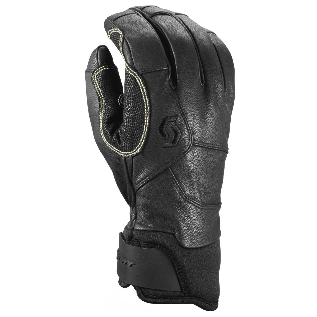 scott explorair premium gtx glove in black