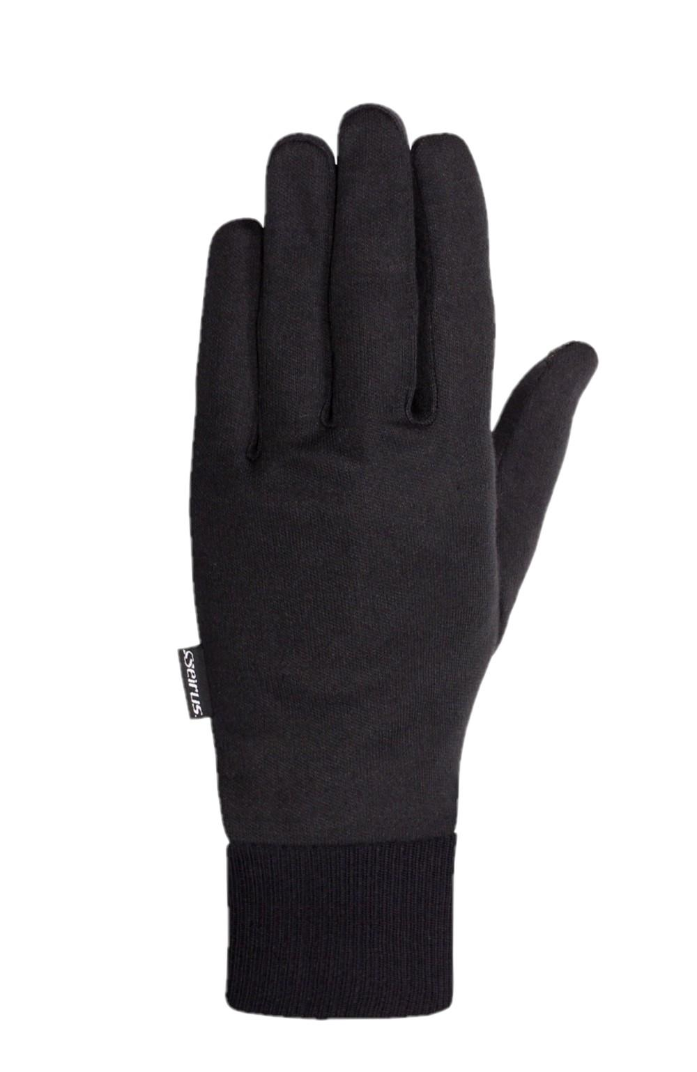 Seirus Deluxe Thermax glove in Blck