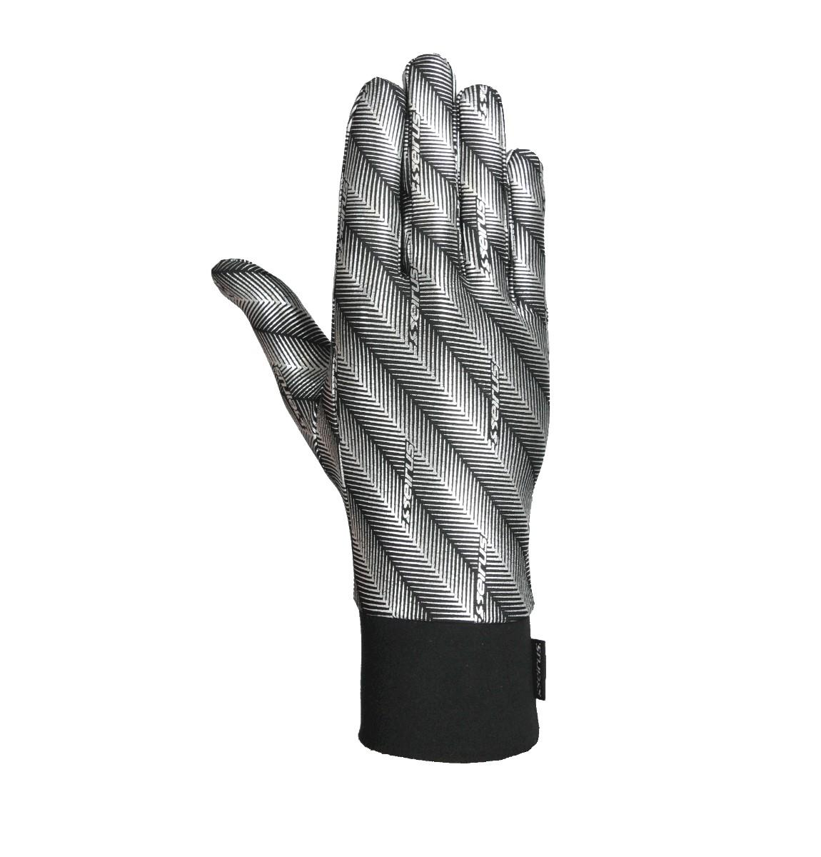 Seirus Heatwave glove in silver