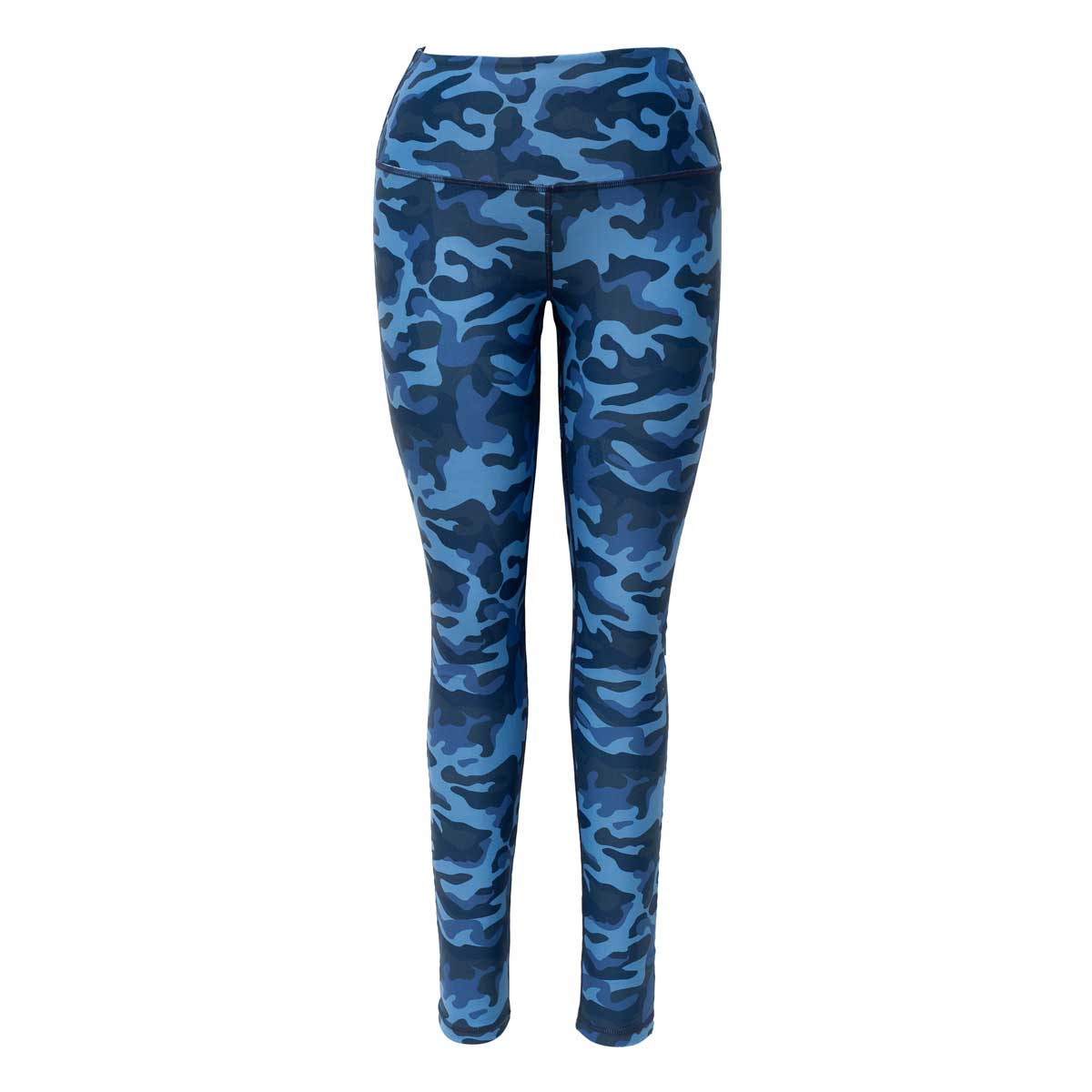 Skea Women's Leggie in Camo Bering Sea