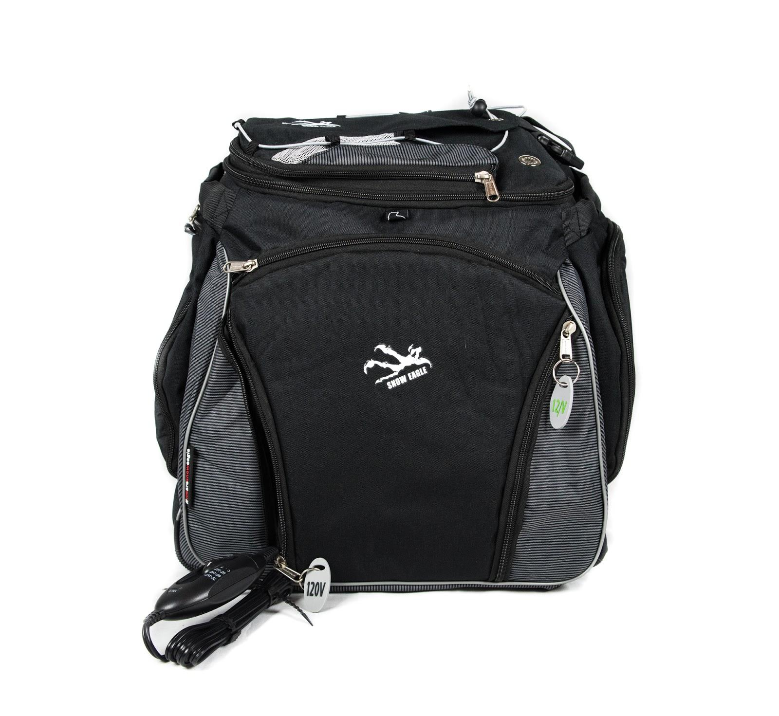 Snow Eagle classic bag main view
