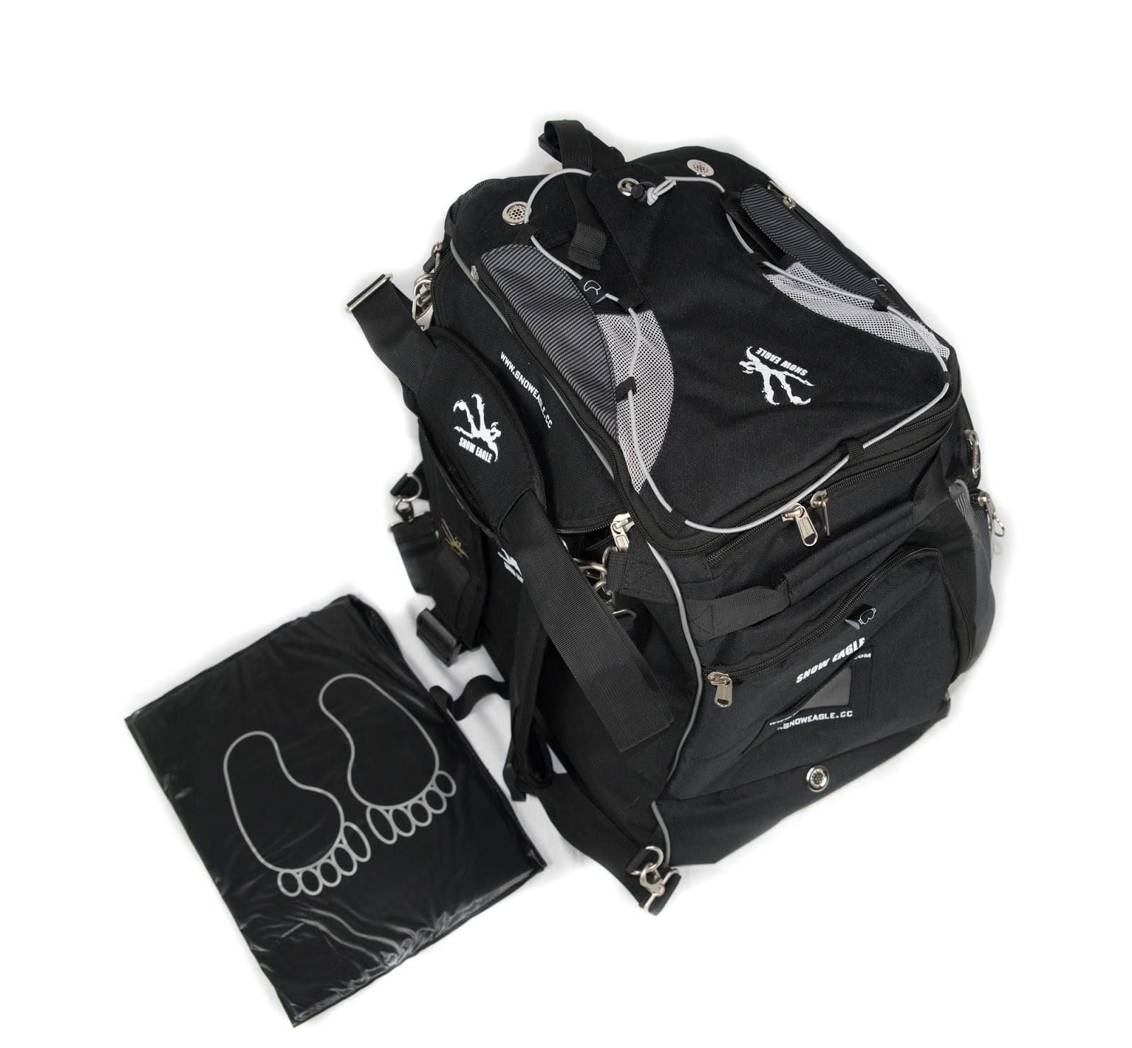 Snow Eagle Classic Boot Bag