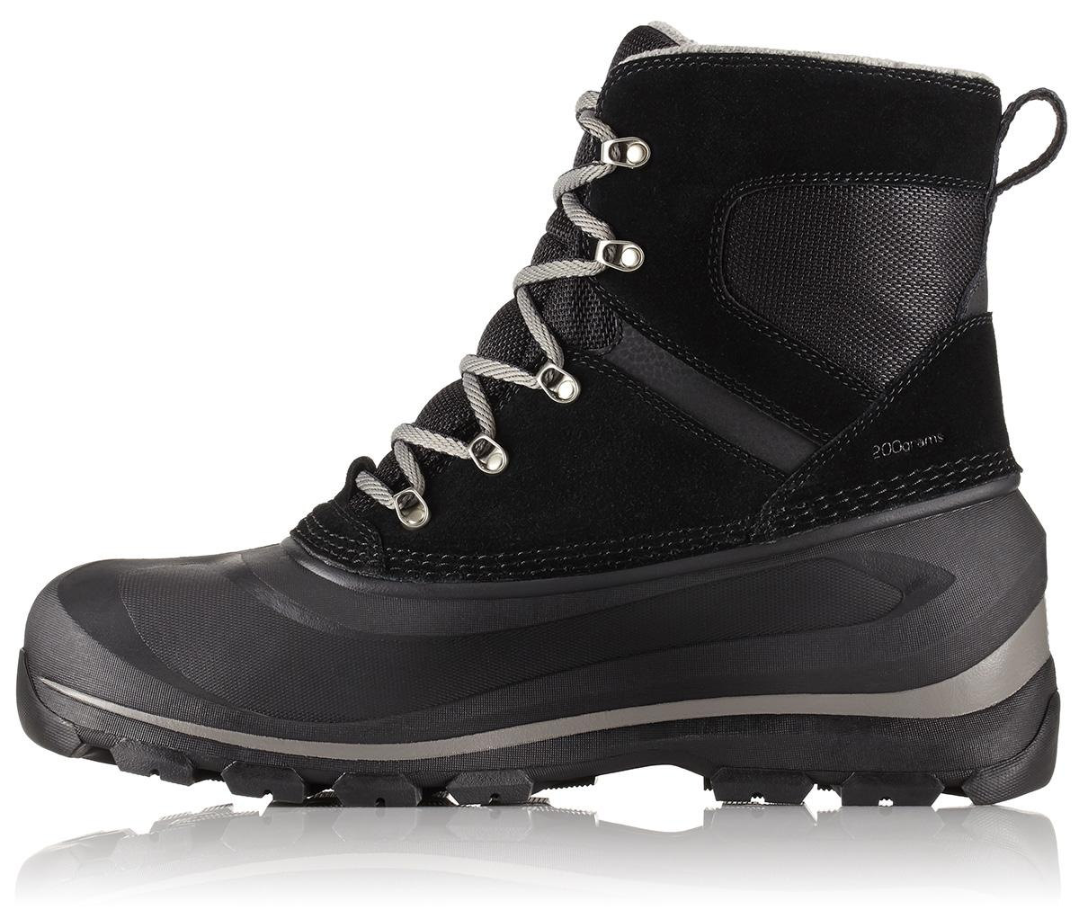 Sorel Buxton in Black and Quarry