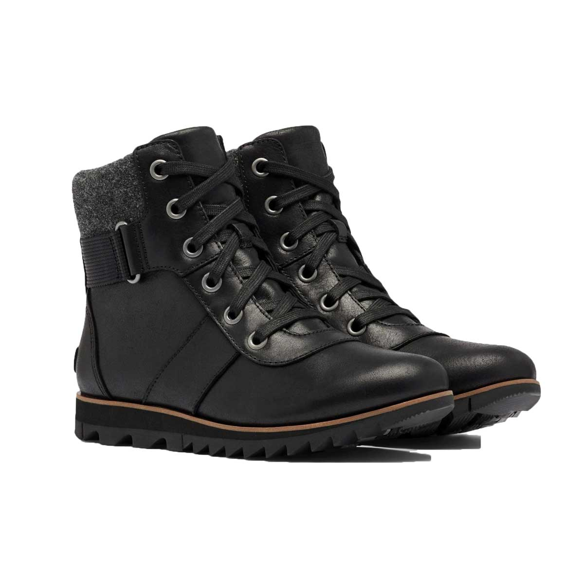 Sorel Women's Harlow Conquest Boot in Black