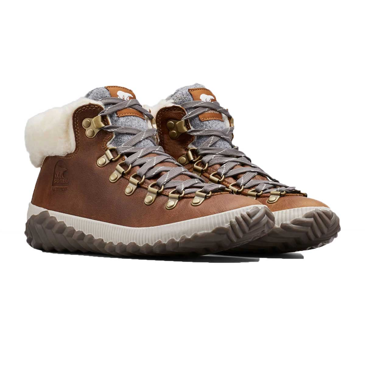 Sorel Women's Out N About Plus Conquest Boot in Elk