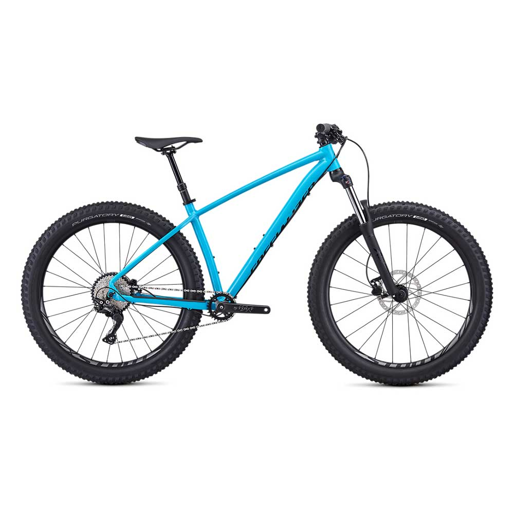 Specialized Fuse 27.5+ in Nice Blue and Black