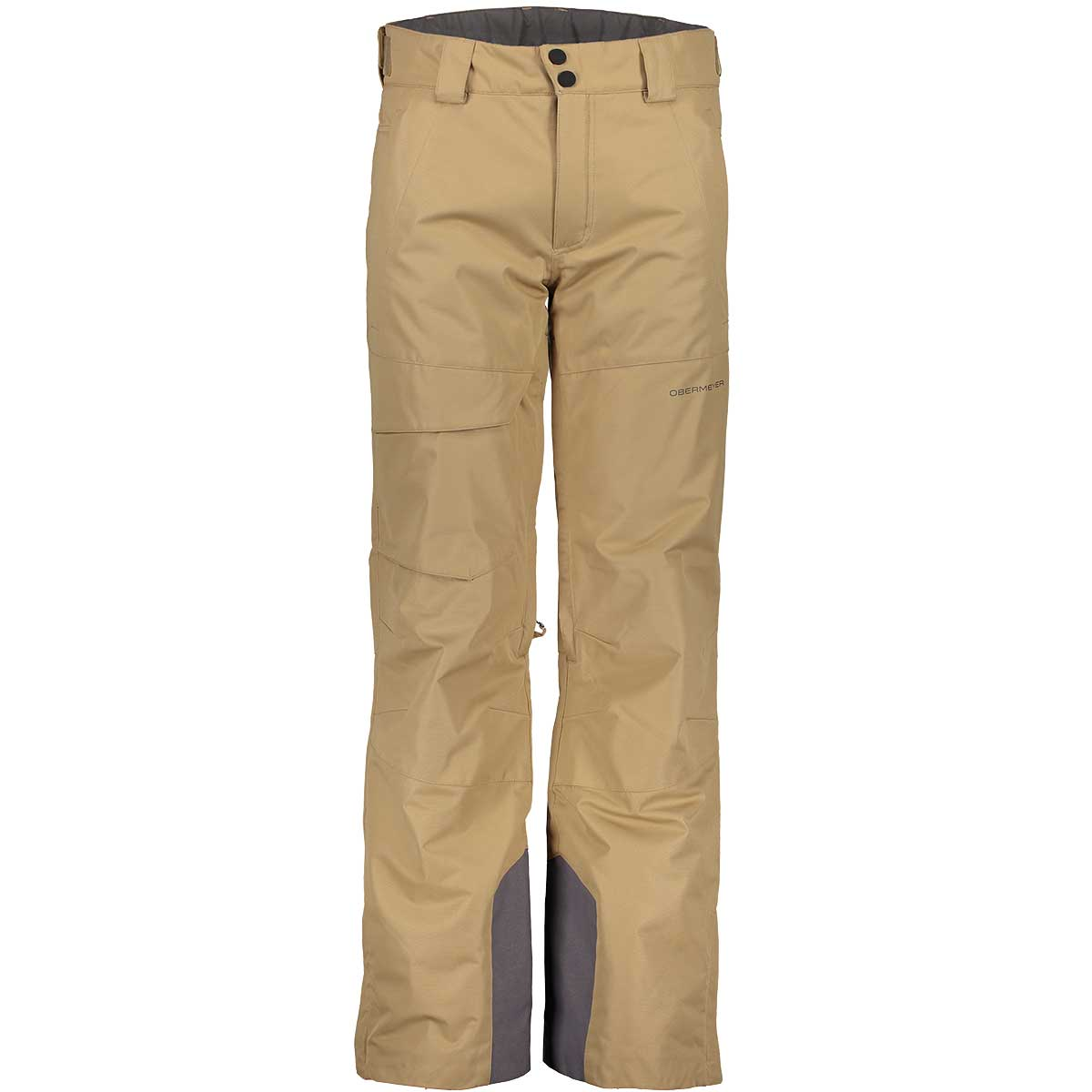 Obermeyer men's Orion Pant in Pharaoh front view