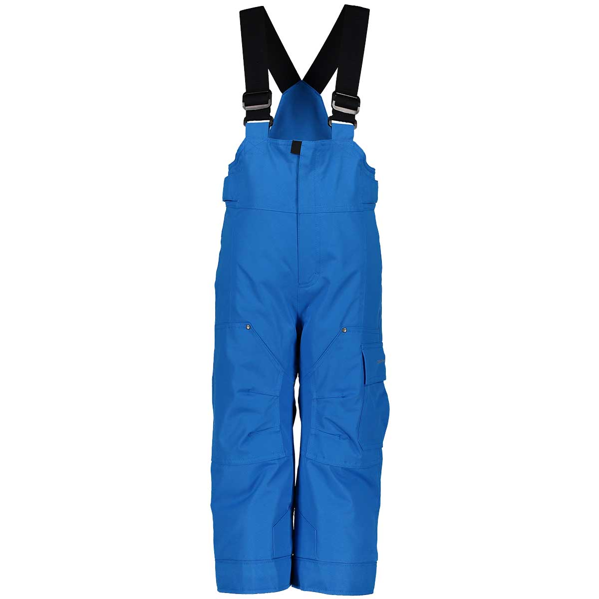 Obermeyer boys' Volt Pant in Blue Vibes front view