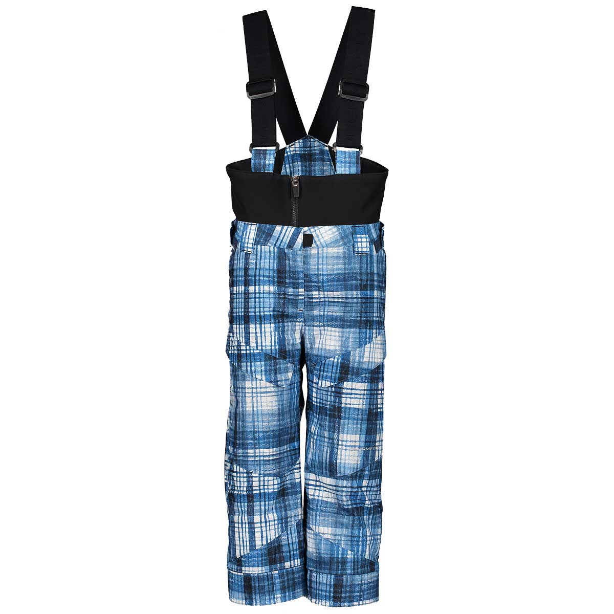 Obermeyer boys' Warp Pant in Gone West front view