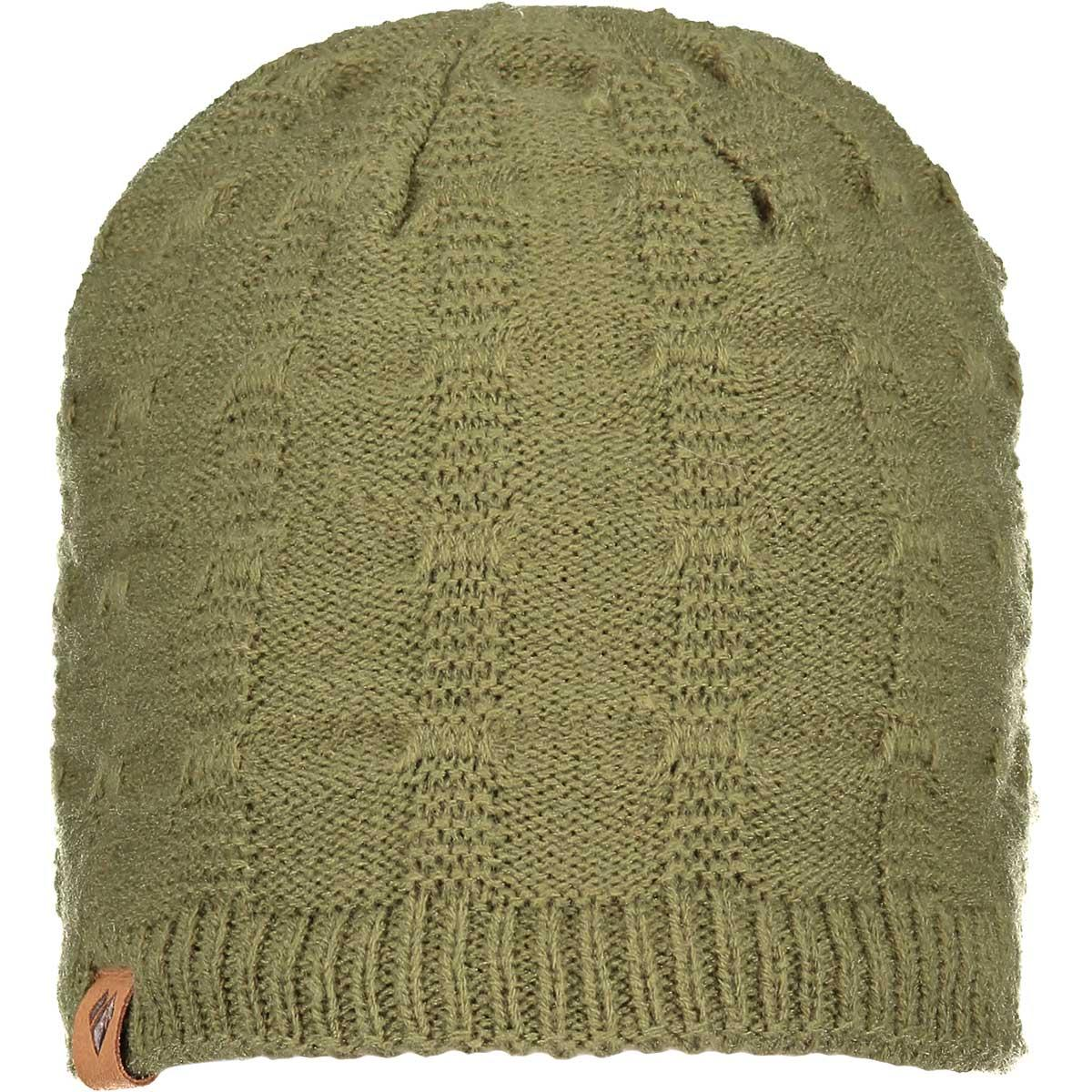 Obermeyer Teen Boys' Calgary Beanie in Military Time main view