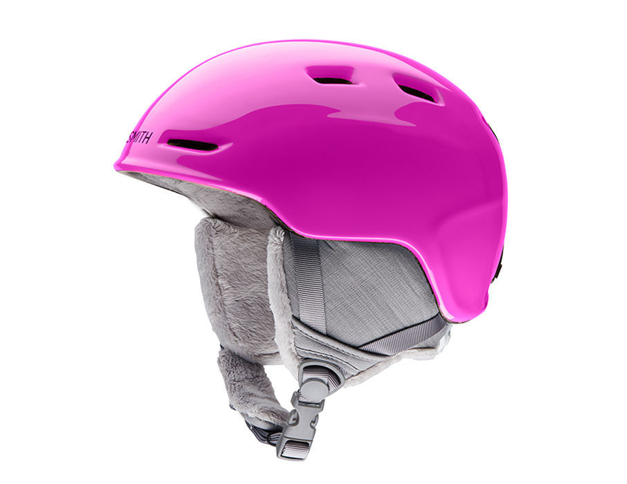 Smith Zoom Jr Helmet in Pink