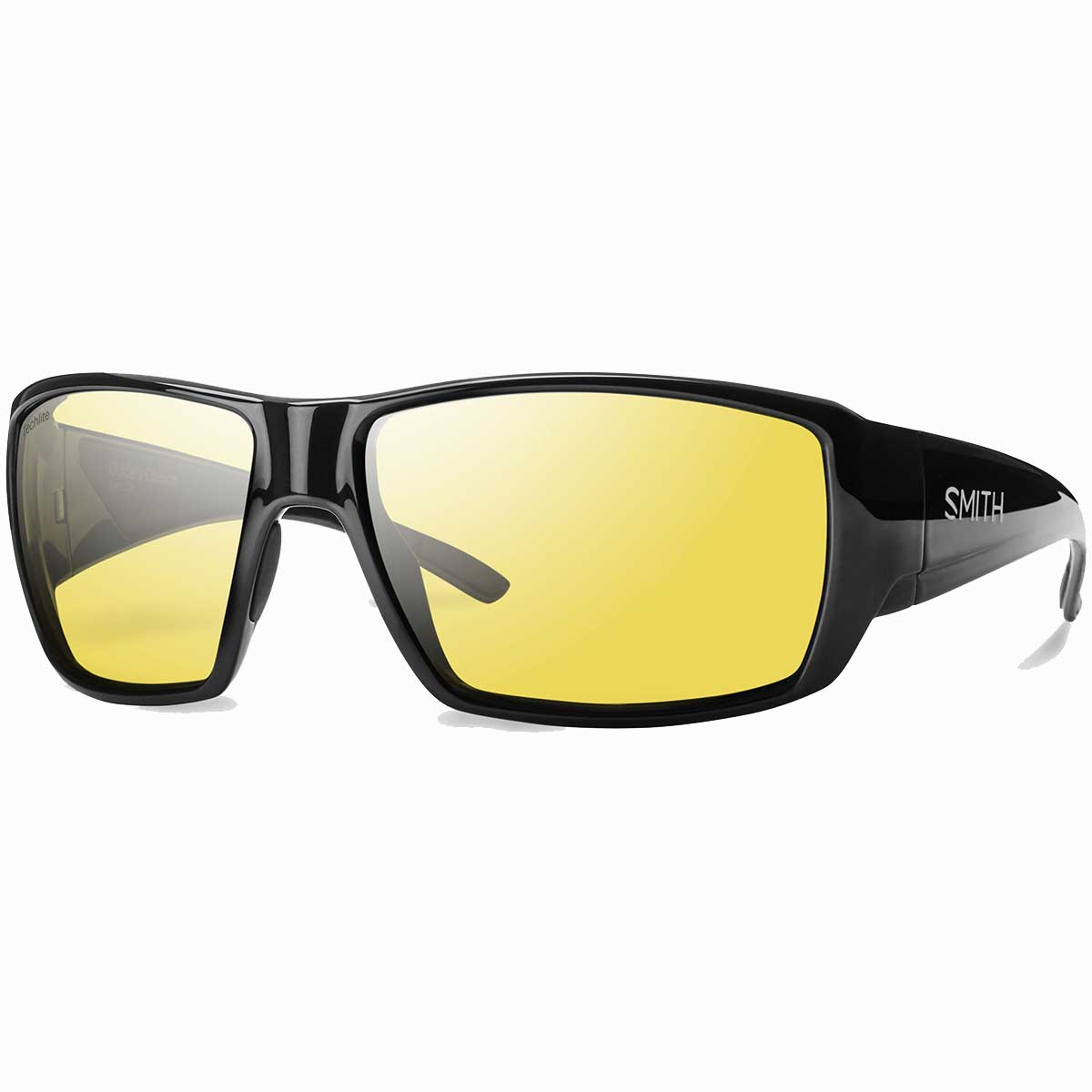 Smith Guides Choice Sunglasses Polarized in Black with Ignitor main view