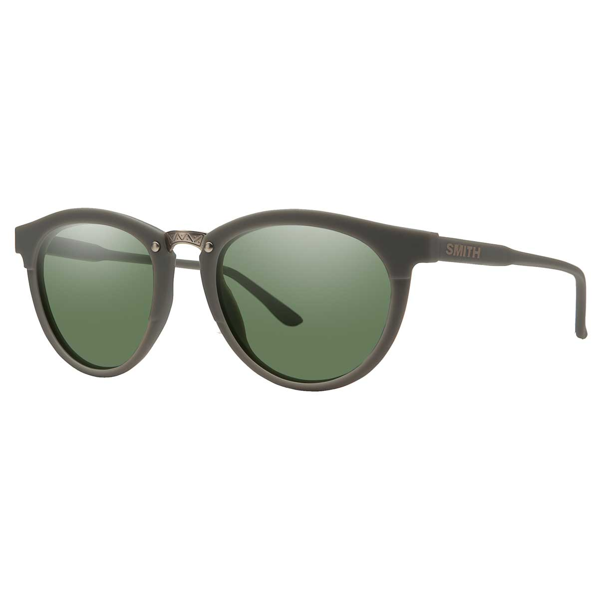 Smith Questa sunglasses in Matte Sage with Grey Green