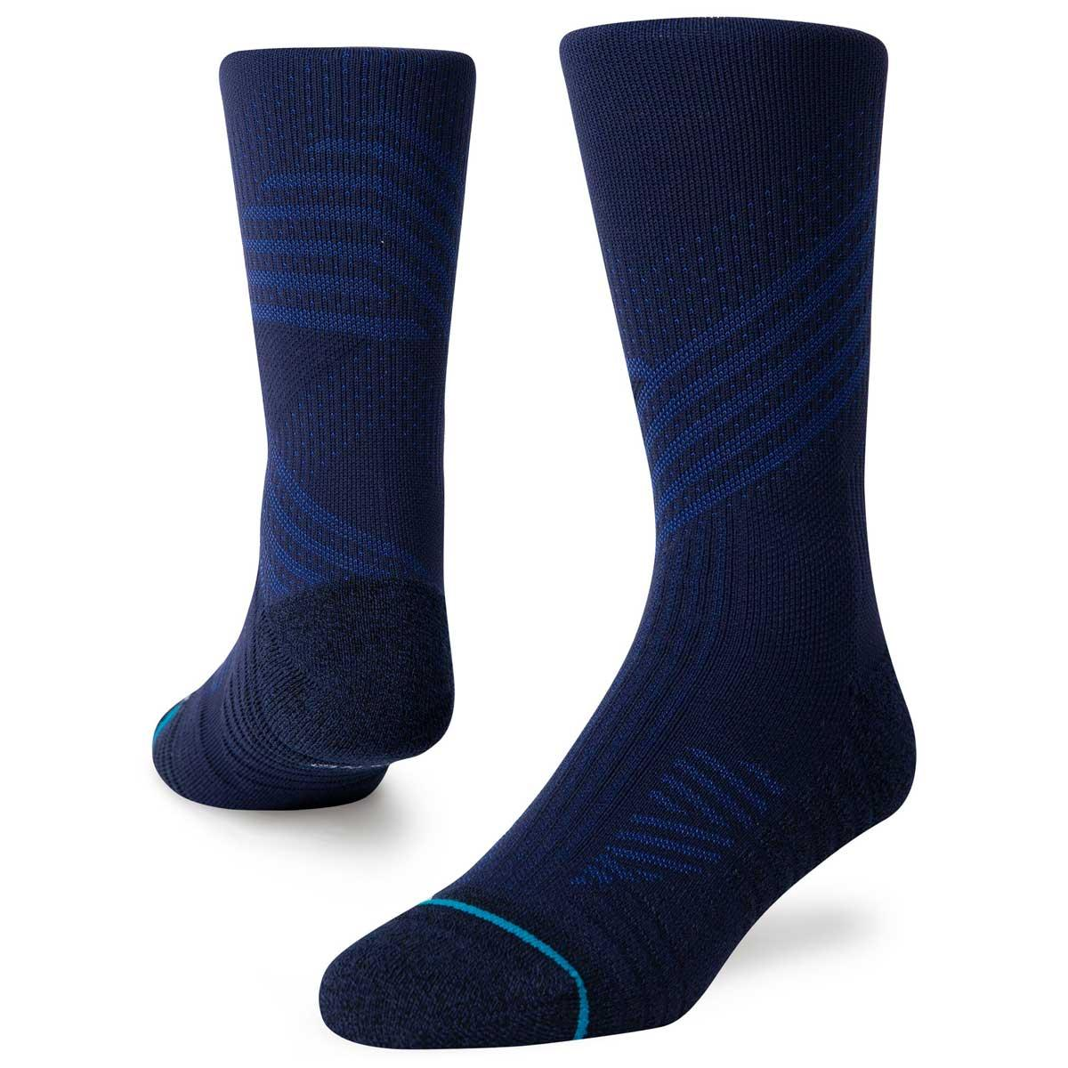 Stance Athletic Crew ST Sock in Navy