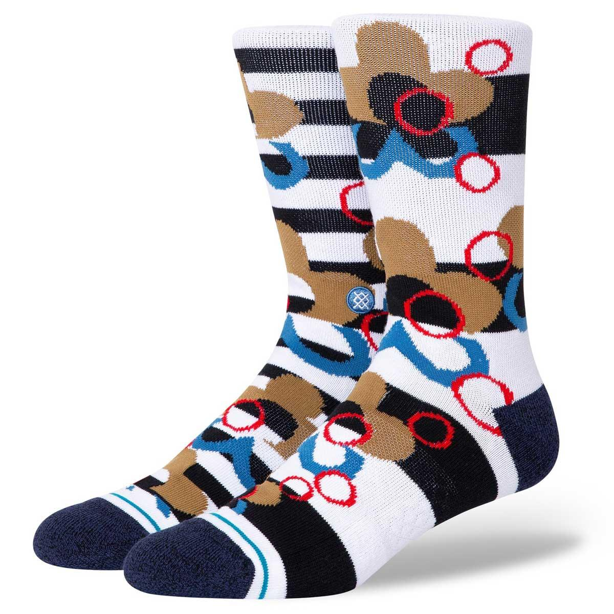 Stance Meui Sock in White