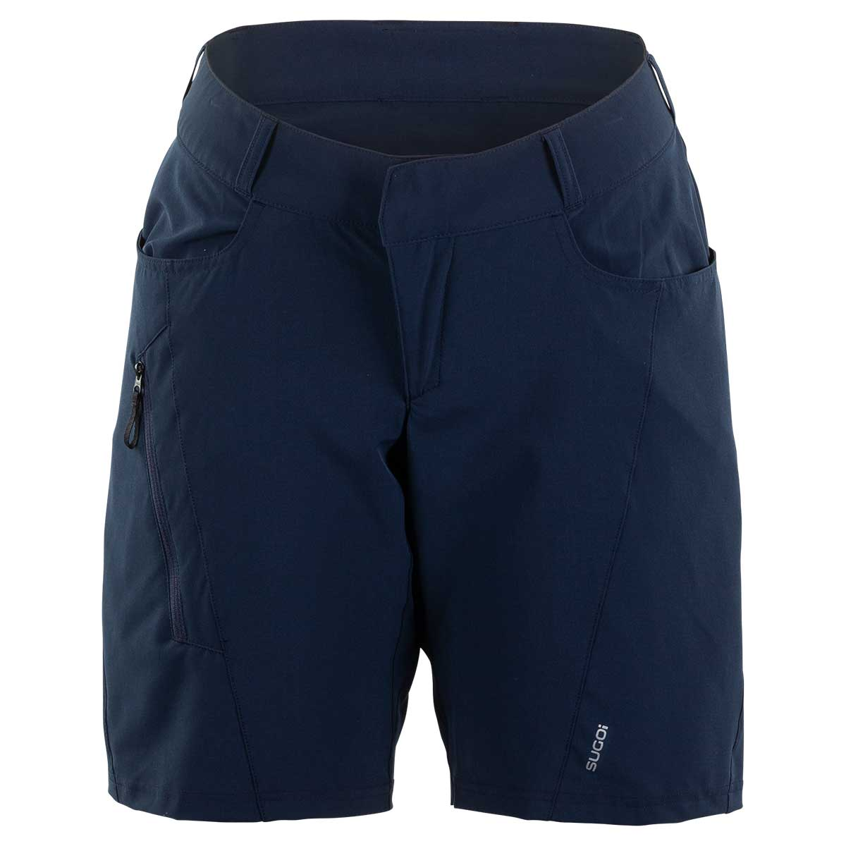Sugoi women's RPM 2 Short in Deep Navy