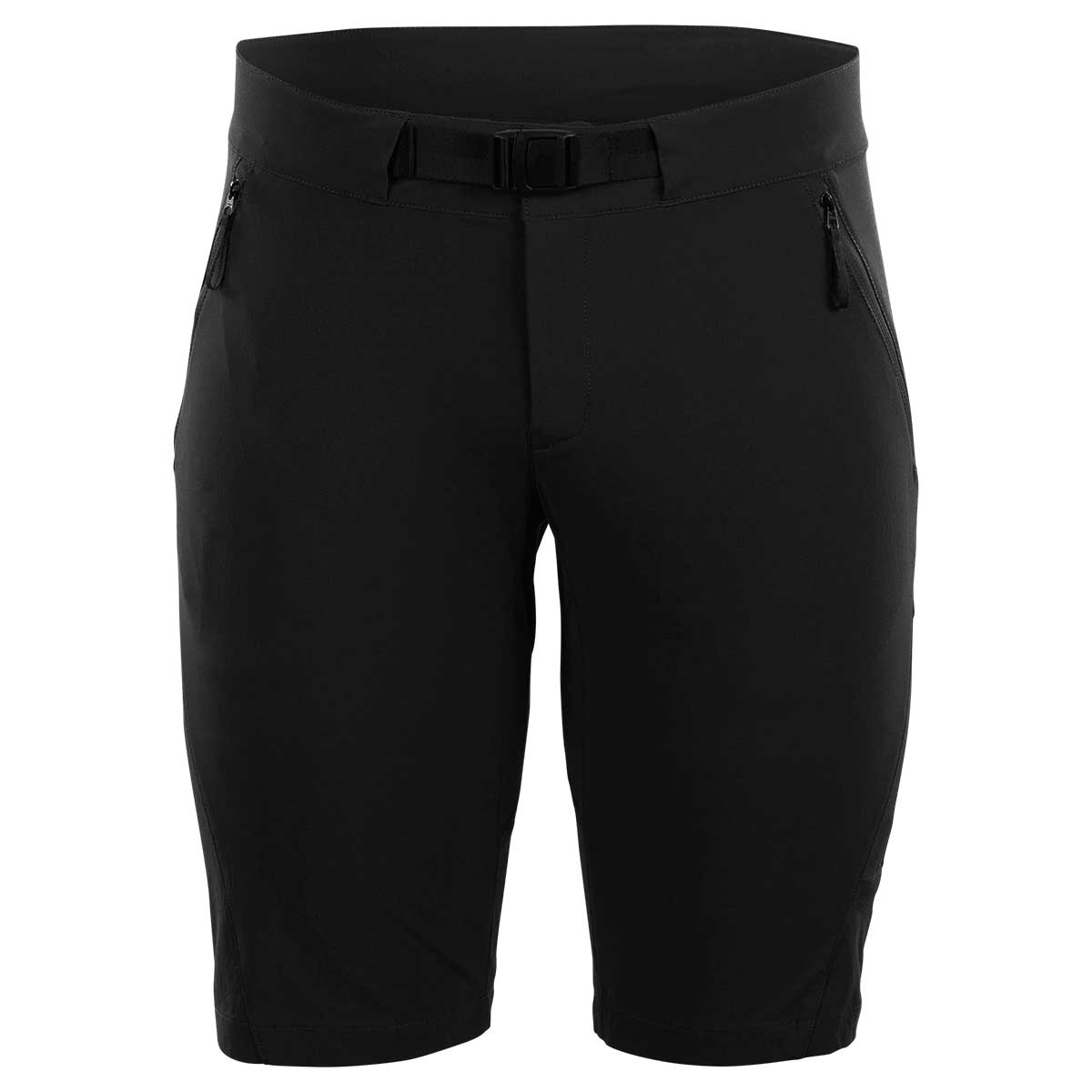 Sugoi men's Off Grid shorts in Black