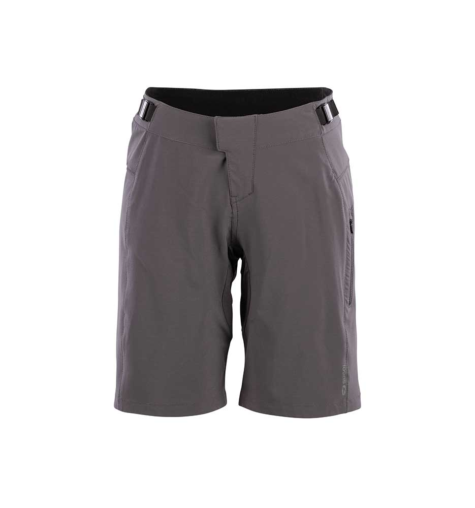 Sugoi men's Trail shorts in Dark Charcoal