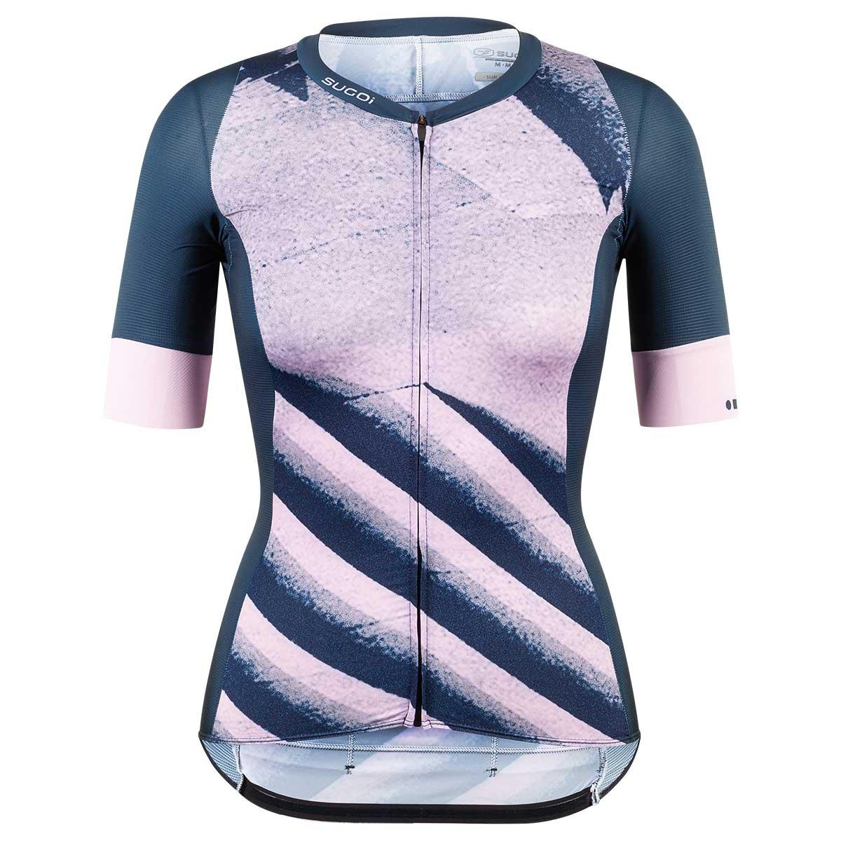 Sugoi women's RS Pro Jersey in Urban Shadows