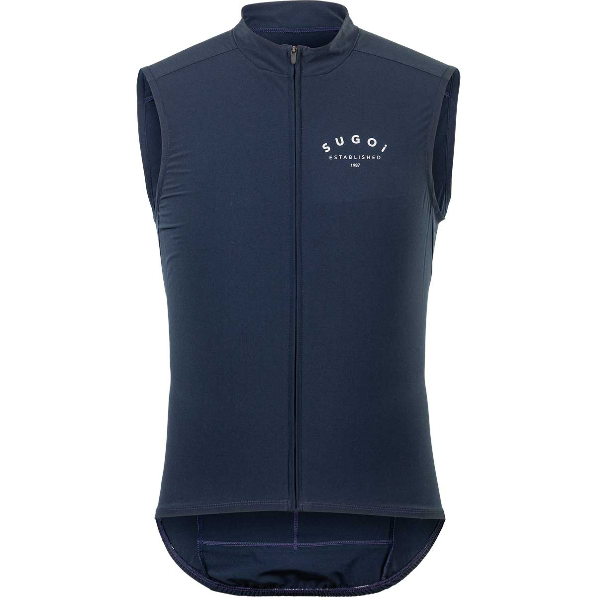 Sugoi men's RS Pro Vest in Deep Navy