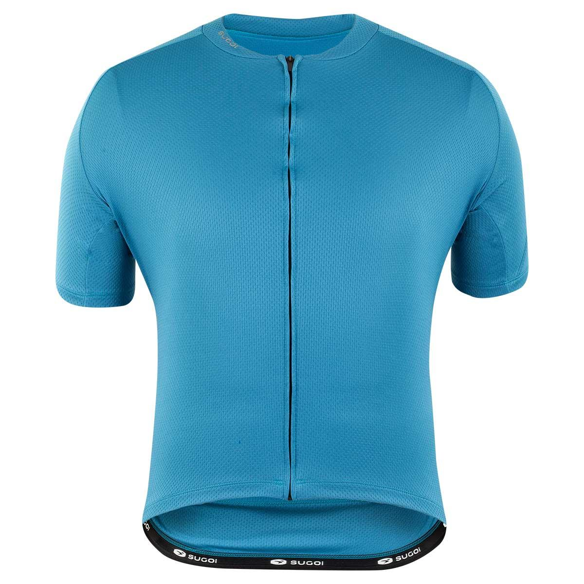 Sugoi men's Essence Jersey in Azure