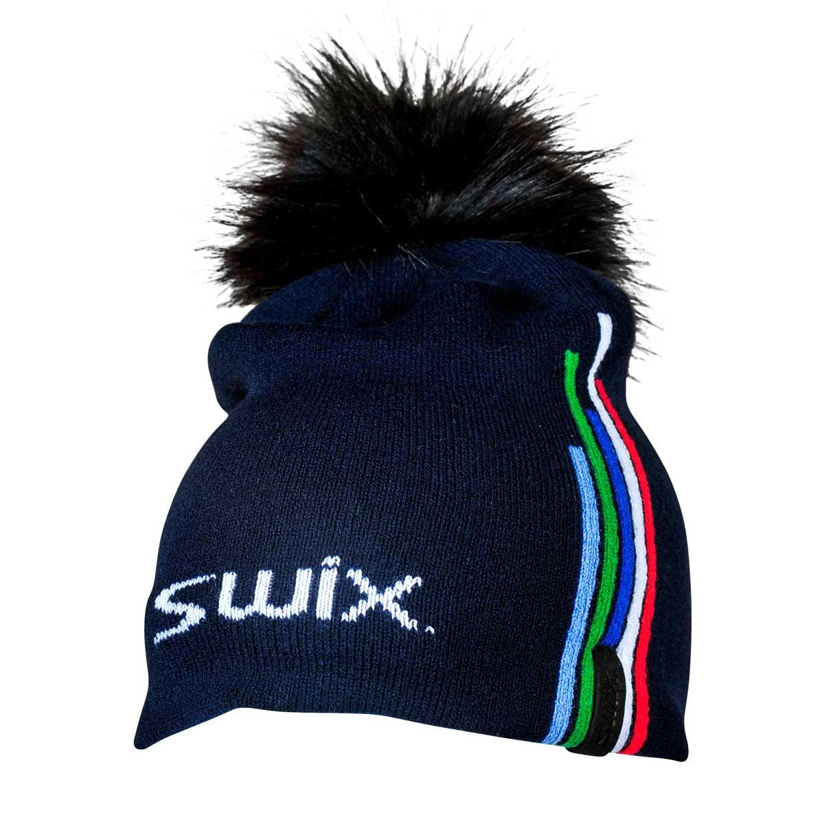 Swix Women's Alice Hat in Navy