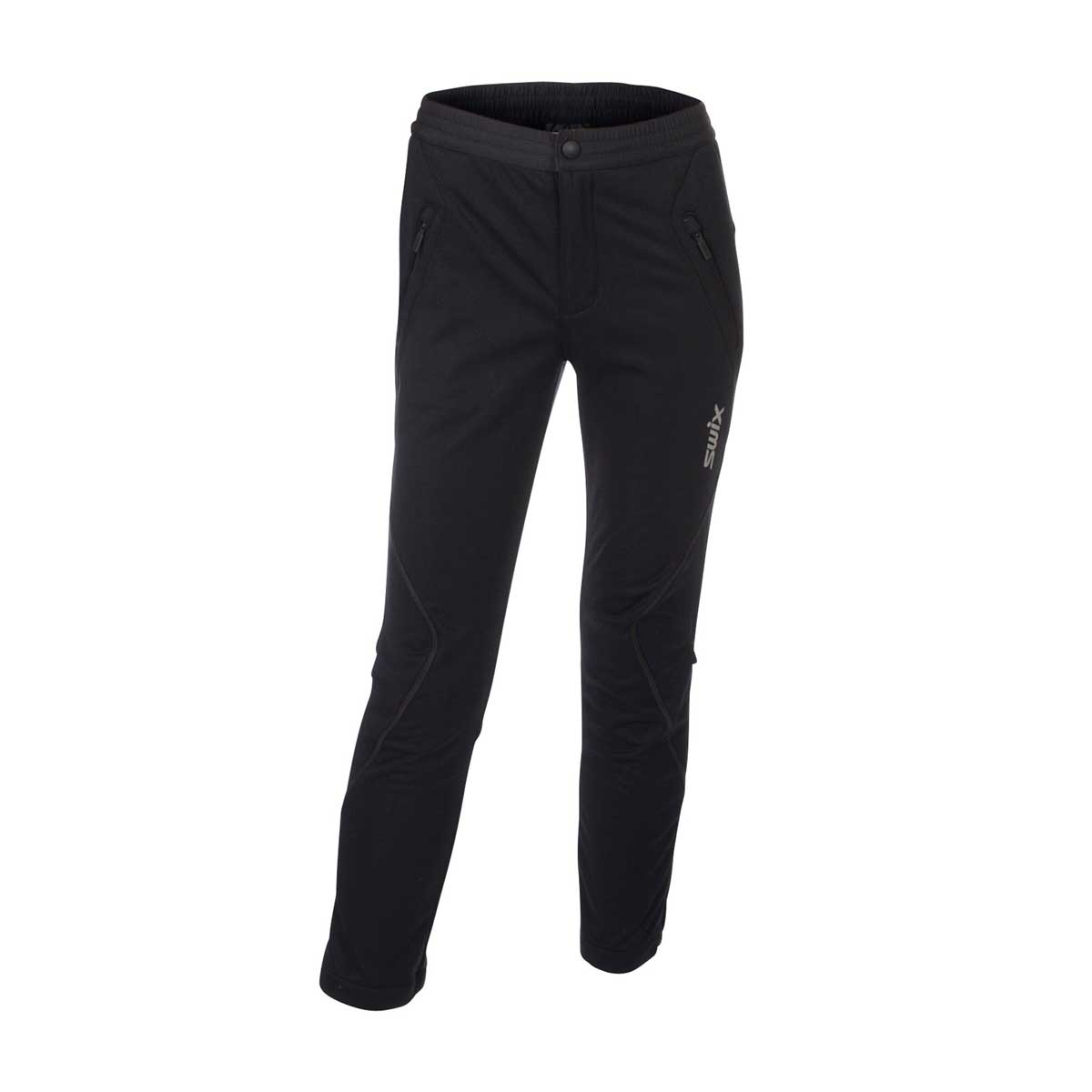 Swix Kids' Lillehammer Pant in Black