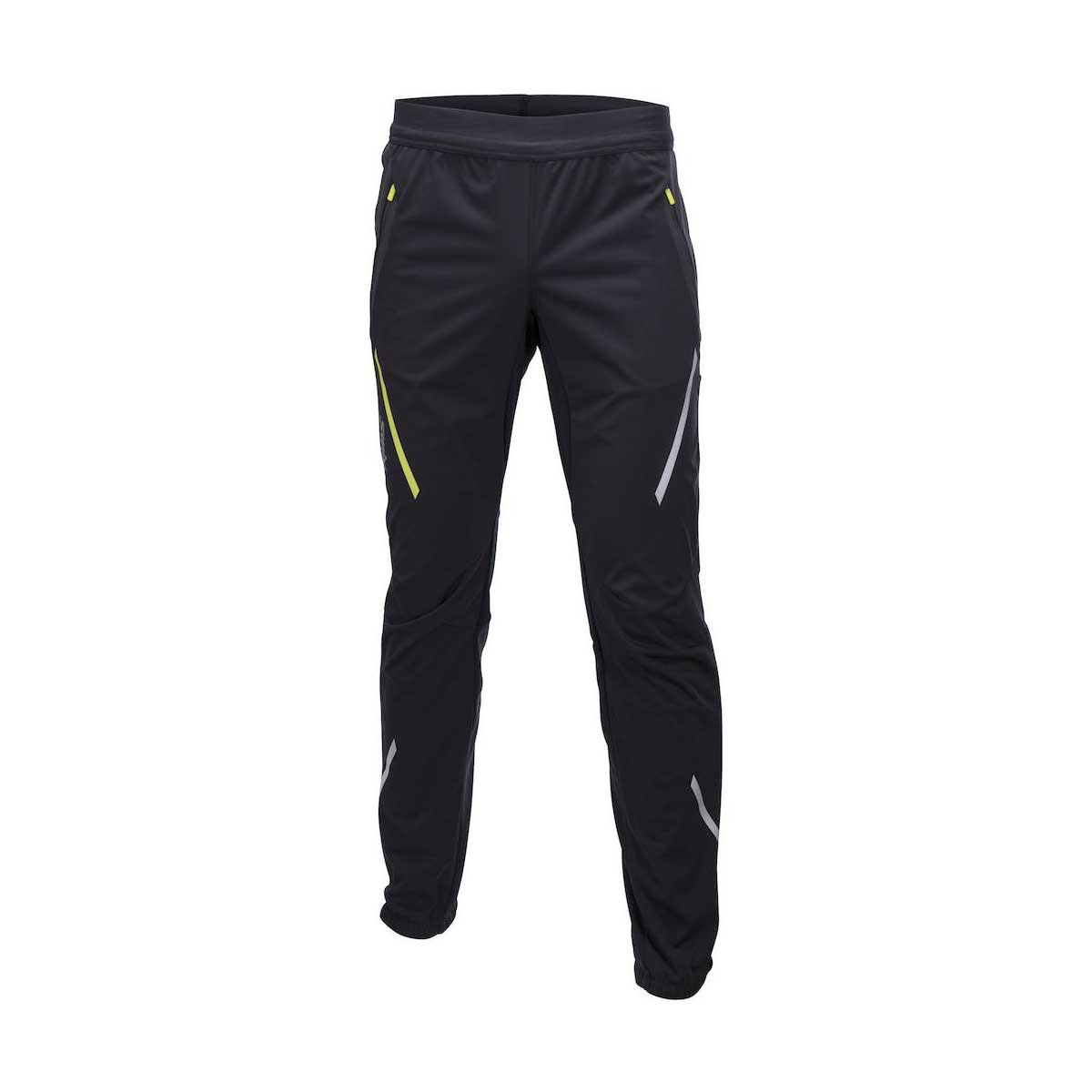 Swix Men's Cross Pant in Phantom and Black
