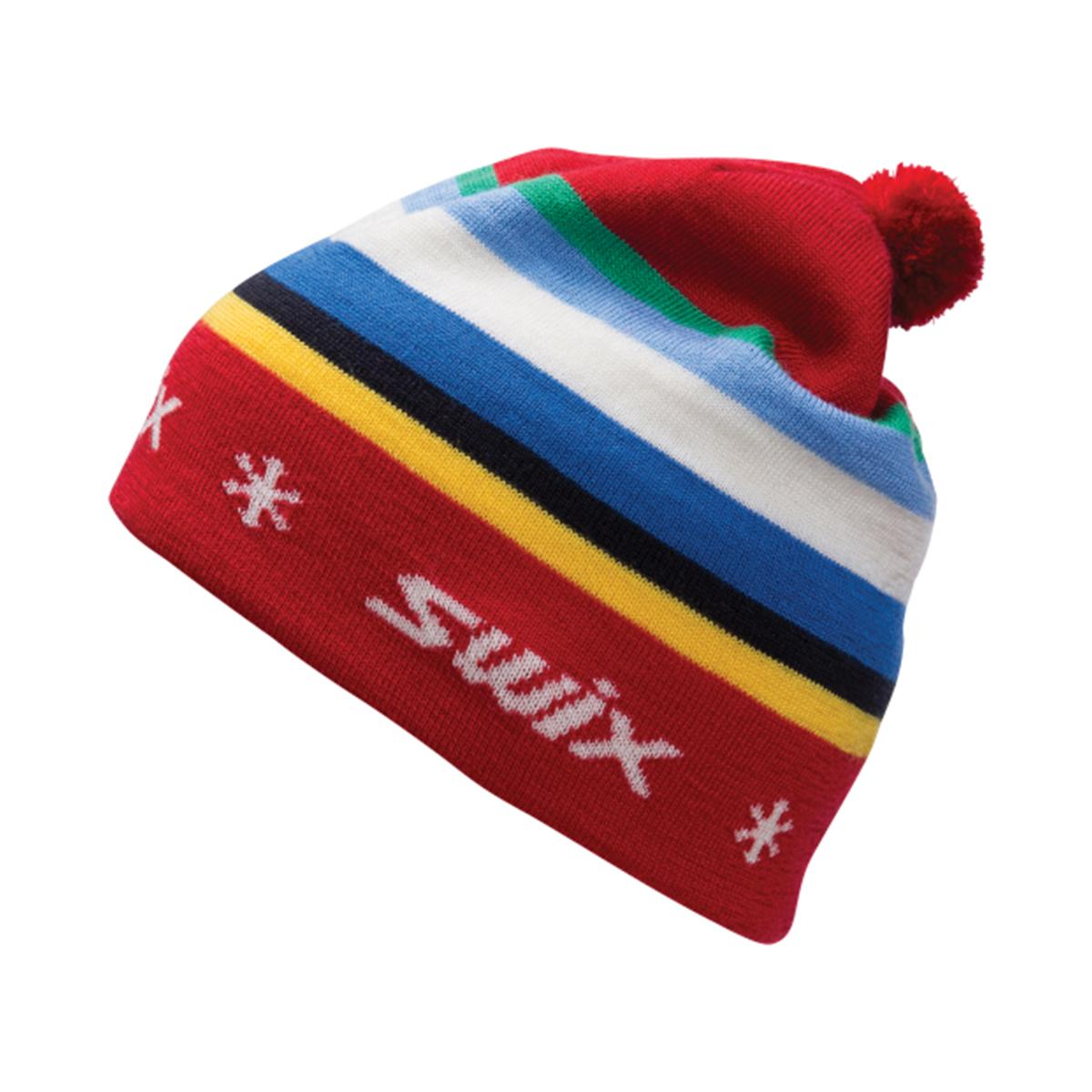 Swix Gunde Beanie in Red
