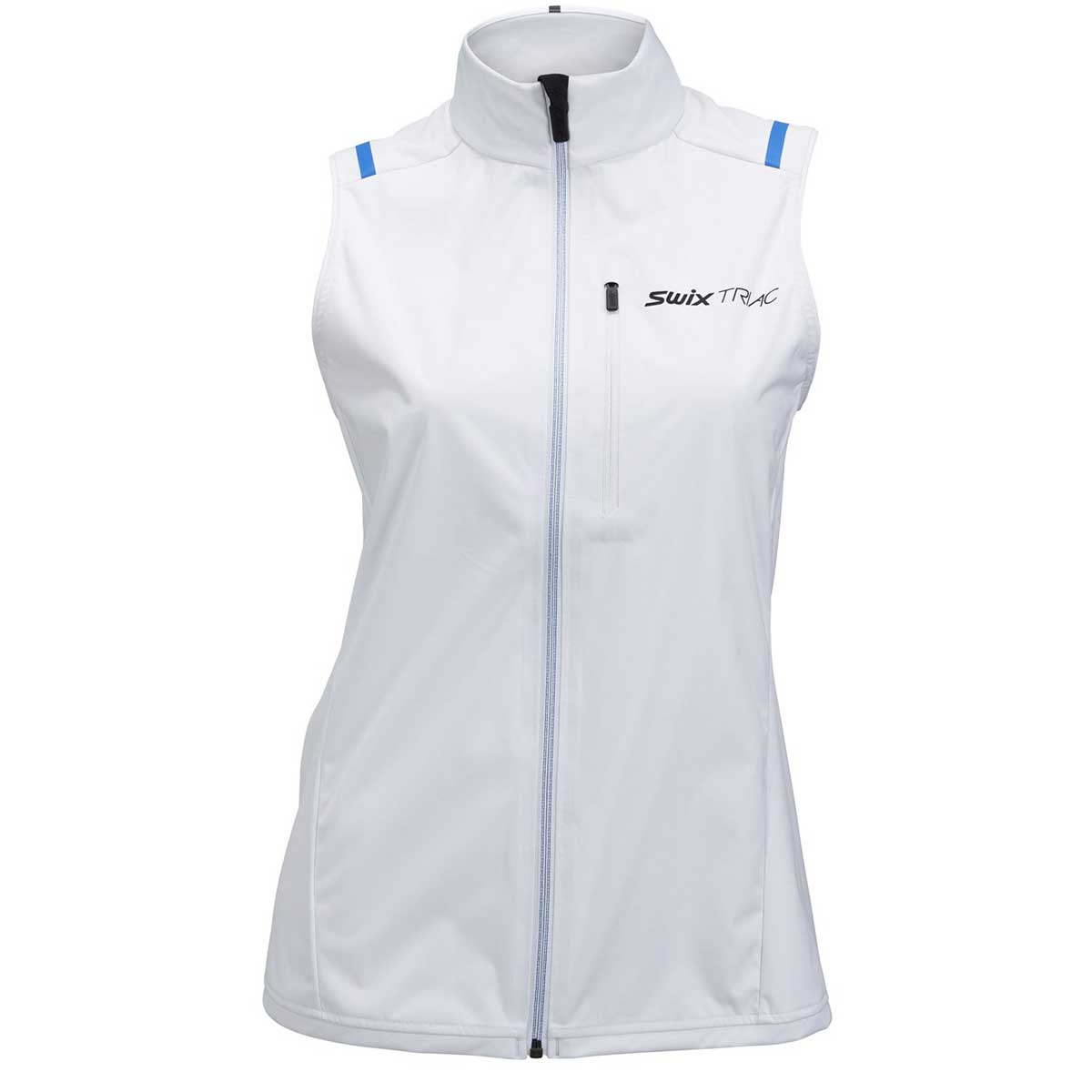 Swix Women's Triac 3.0 Vest in Bright White