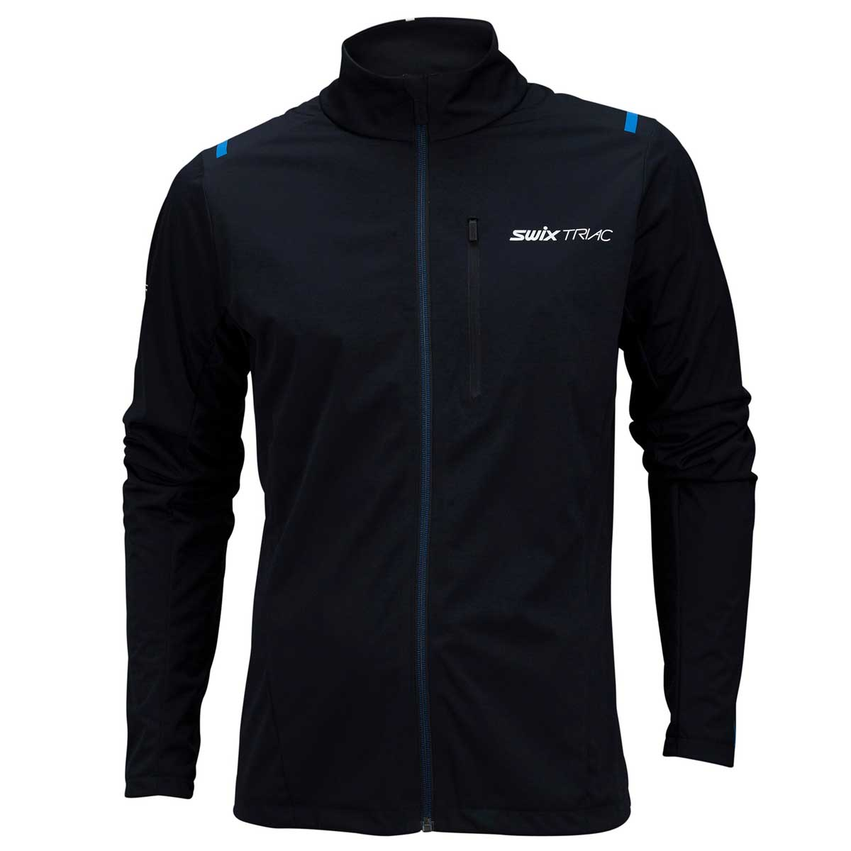Swix Men's Triac 3.0 jacket in Black
