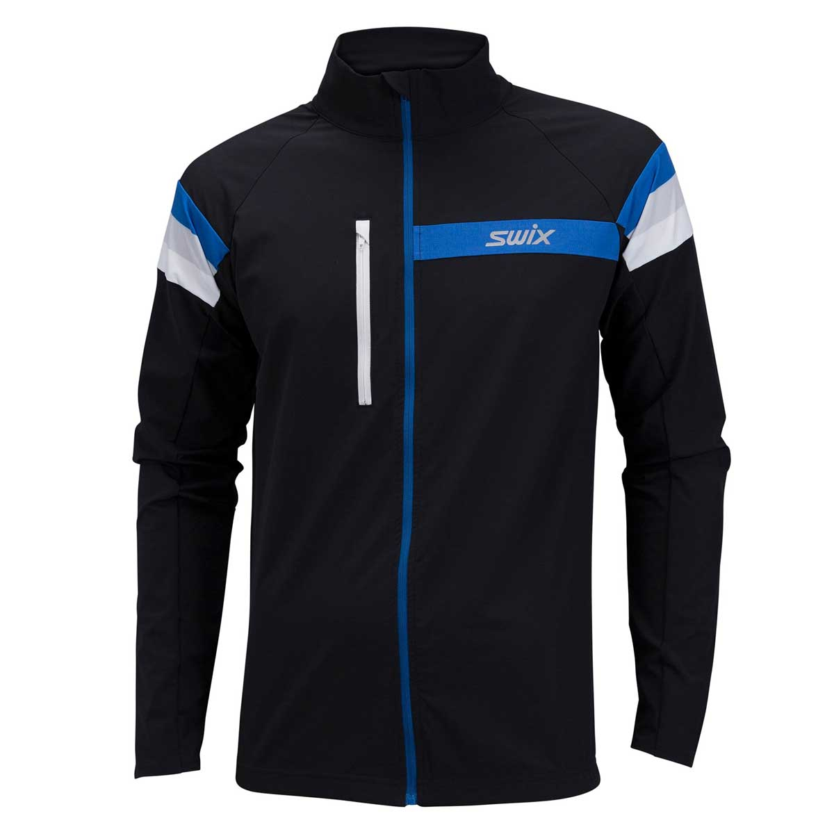Swix Men's Focus Jacket in Black