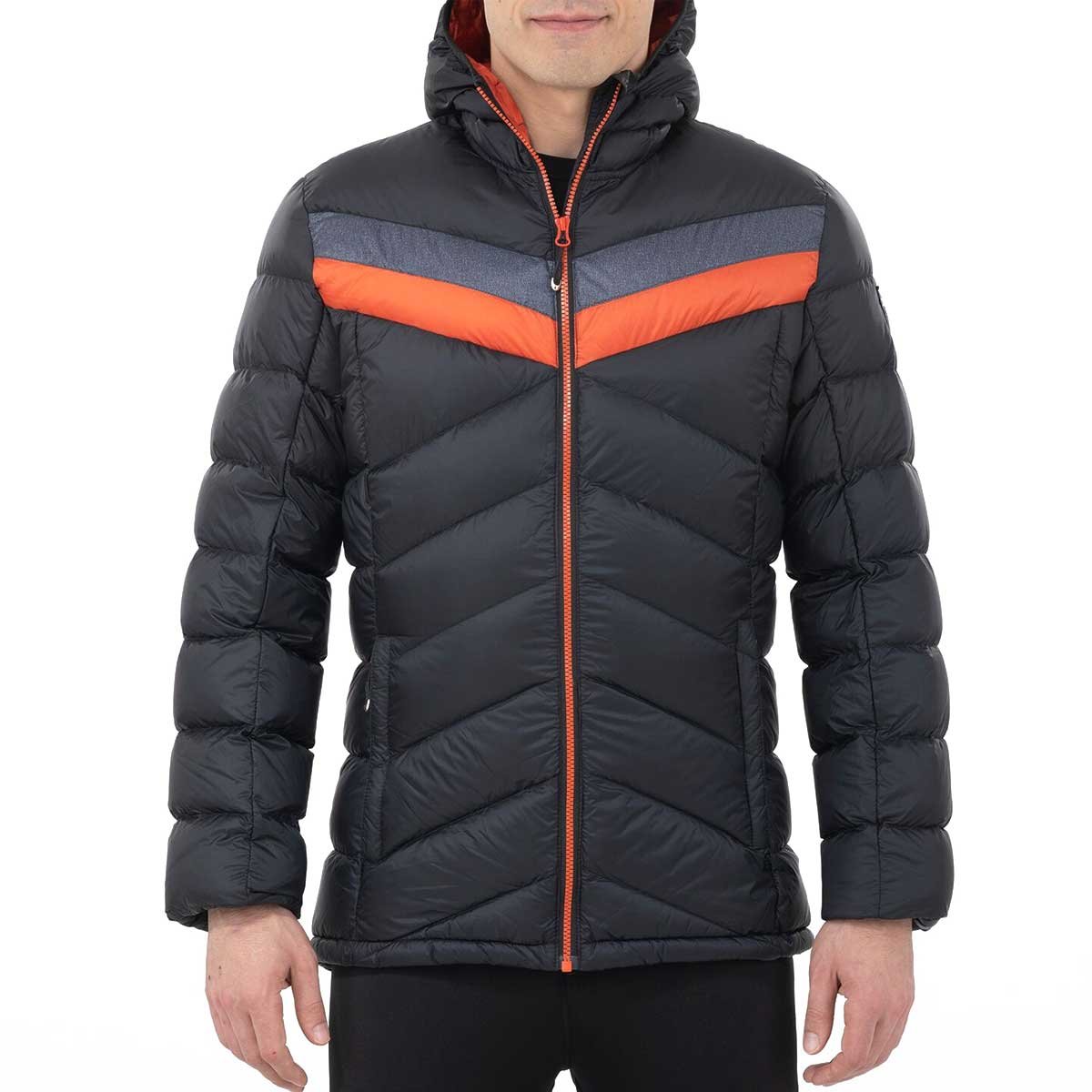 Swix Men's Romsdal Down Jacket in Black