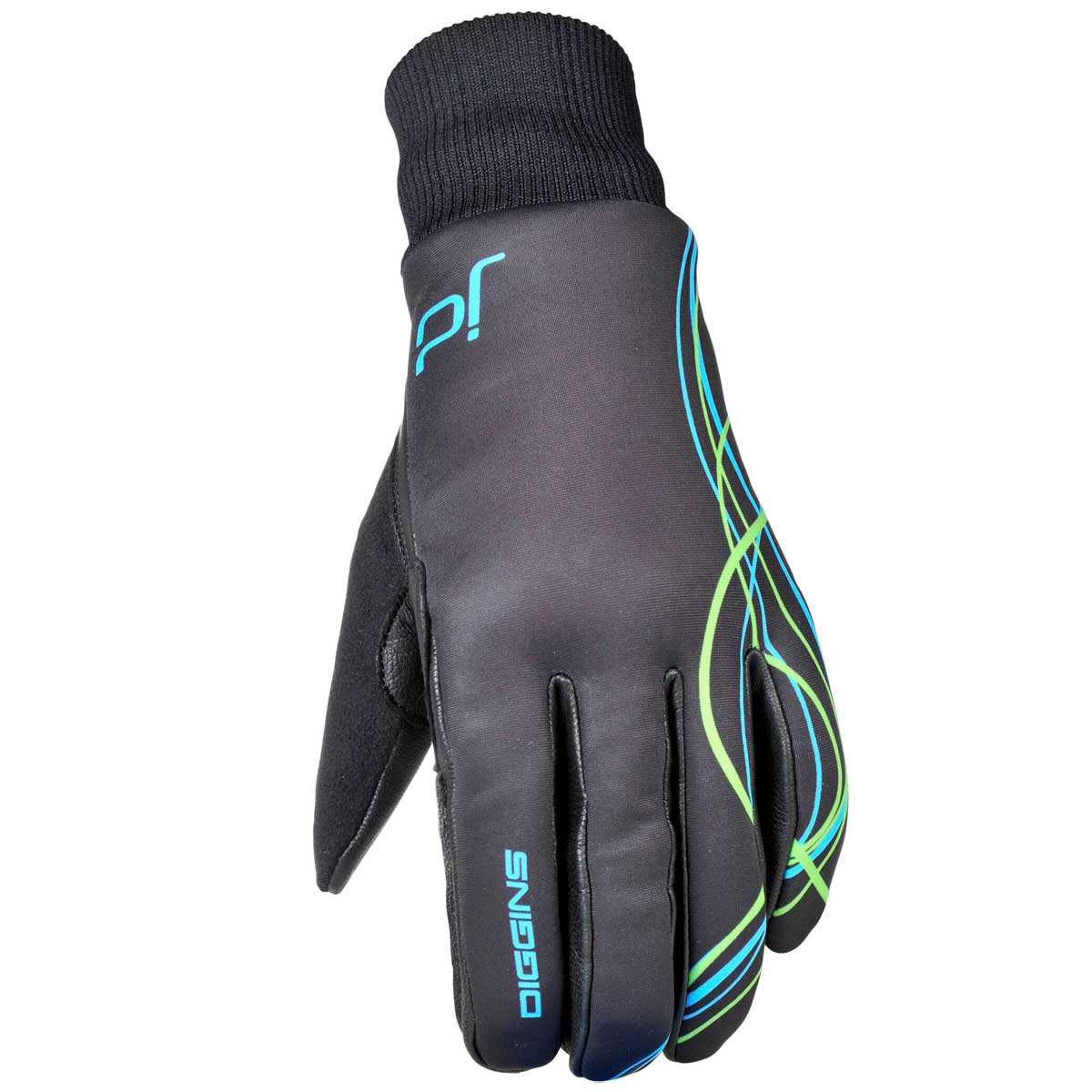 Swix Kids' JD Training Glove in Black Assorted