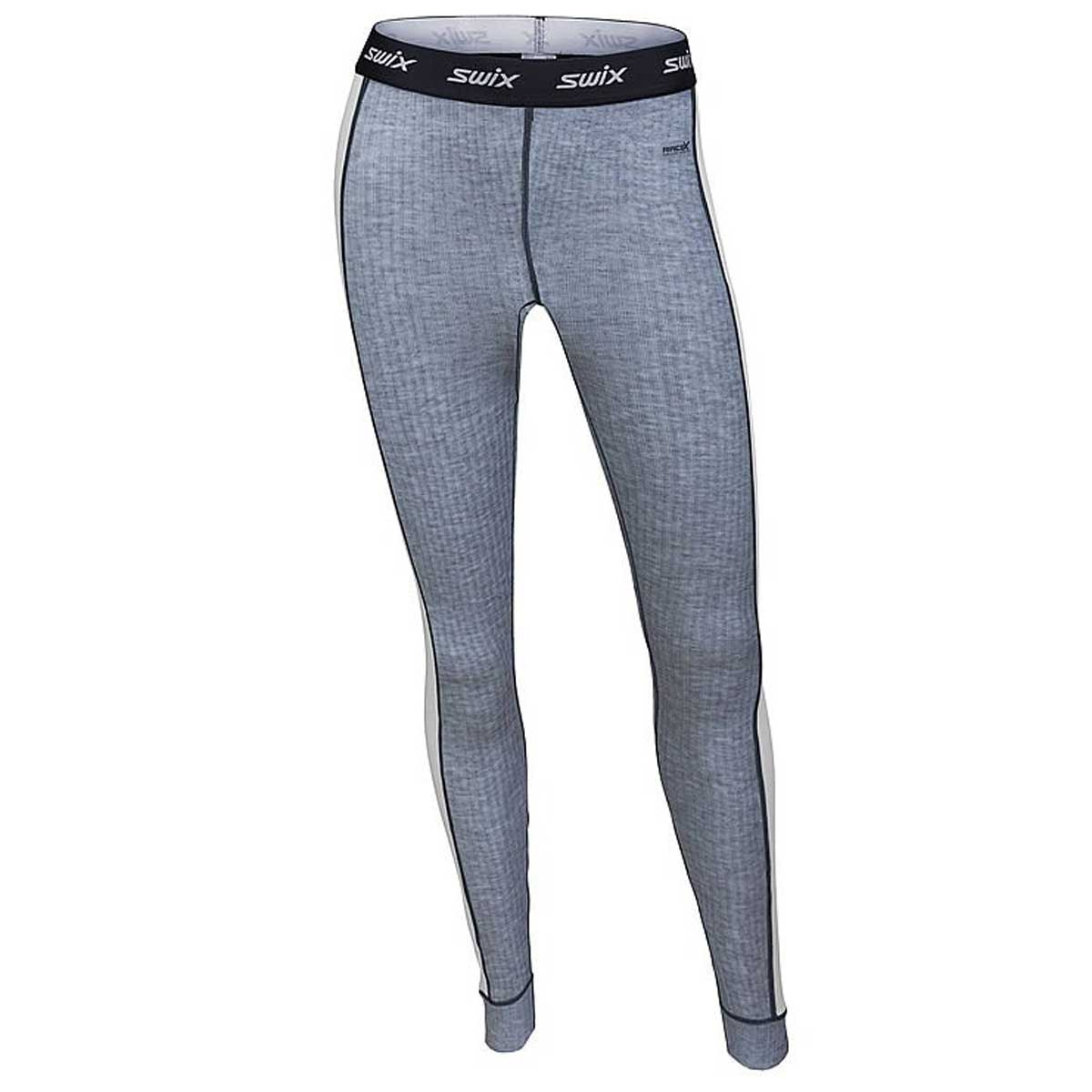 Swix Men's RaceX Bodywear Pant in Grey Melange
