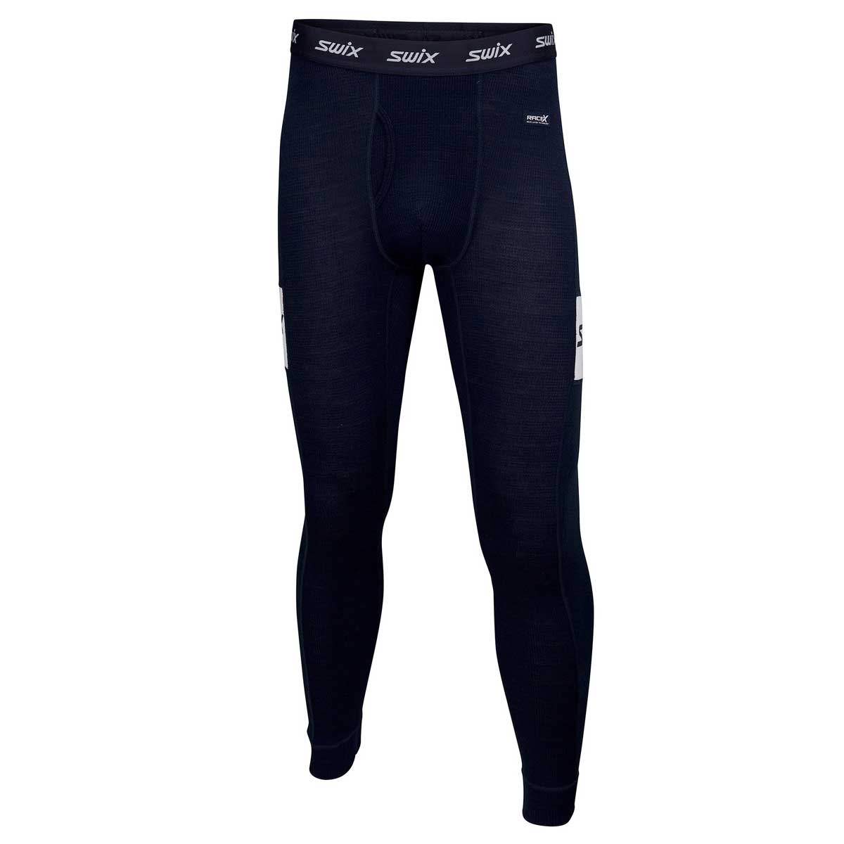Swix Men's RaceX Warm Pant in Dark Navy