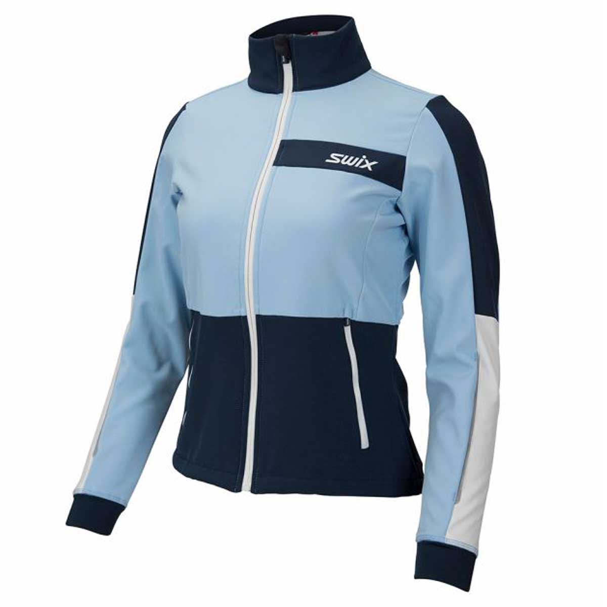 Swix Women's Strive Jacket in Blue Bell