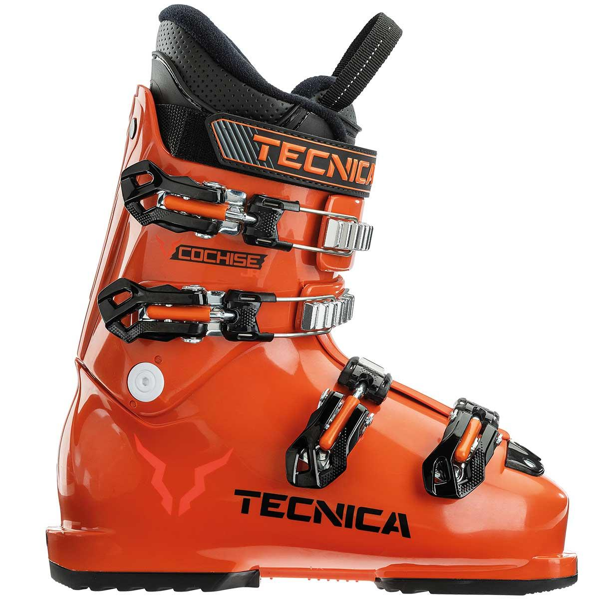 Tecnica Kids' Cochise Jr Boot in Progressive Orange