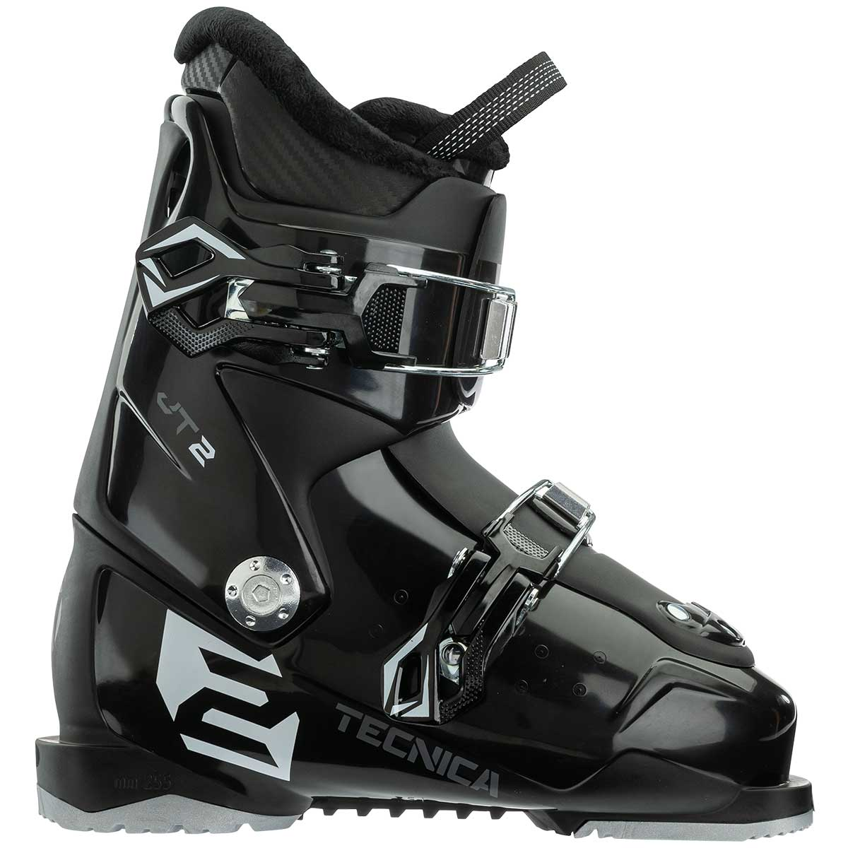 Tecnica JT 2 Boys' Boot in Black