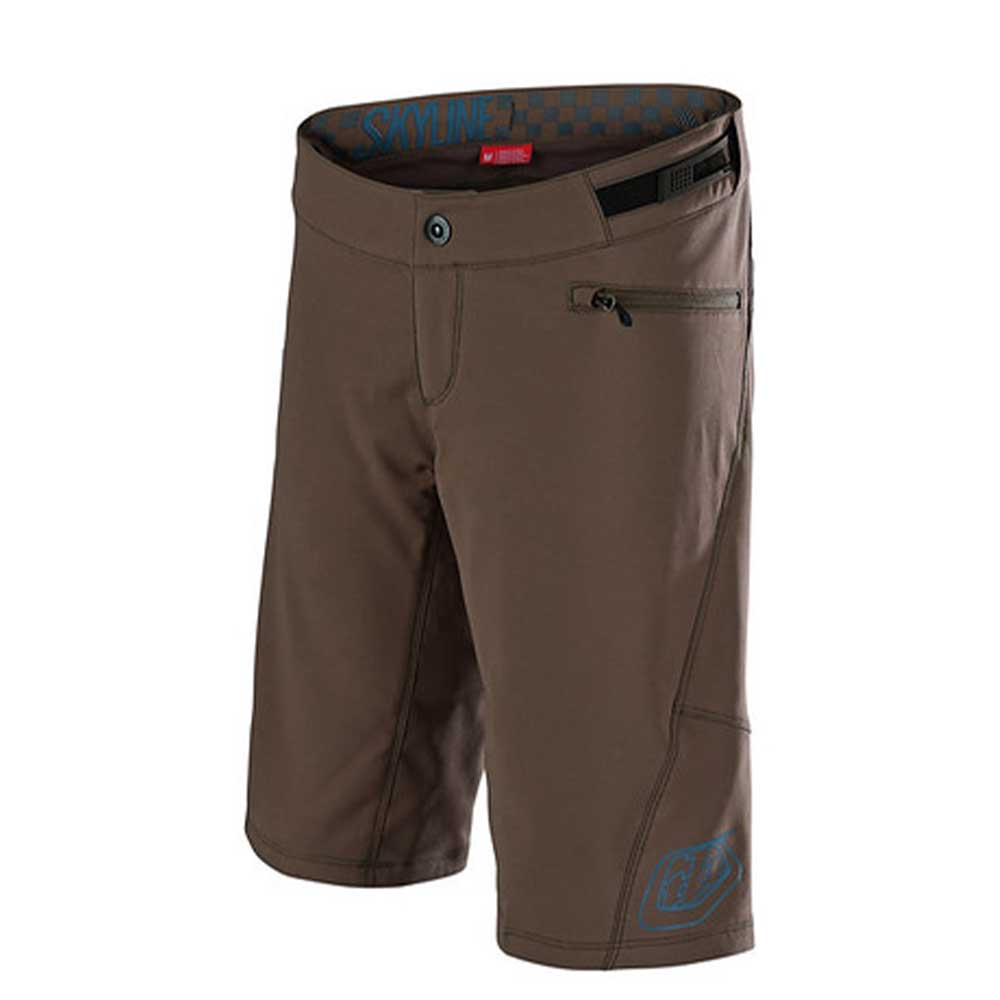 Troy Lee Designs Women's Skyline Short Moka and Corsair