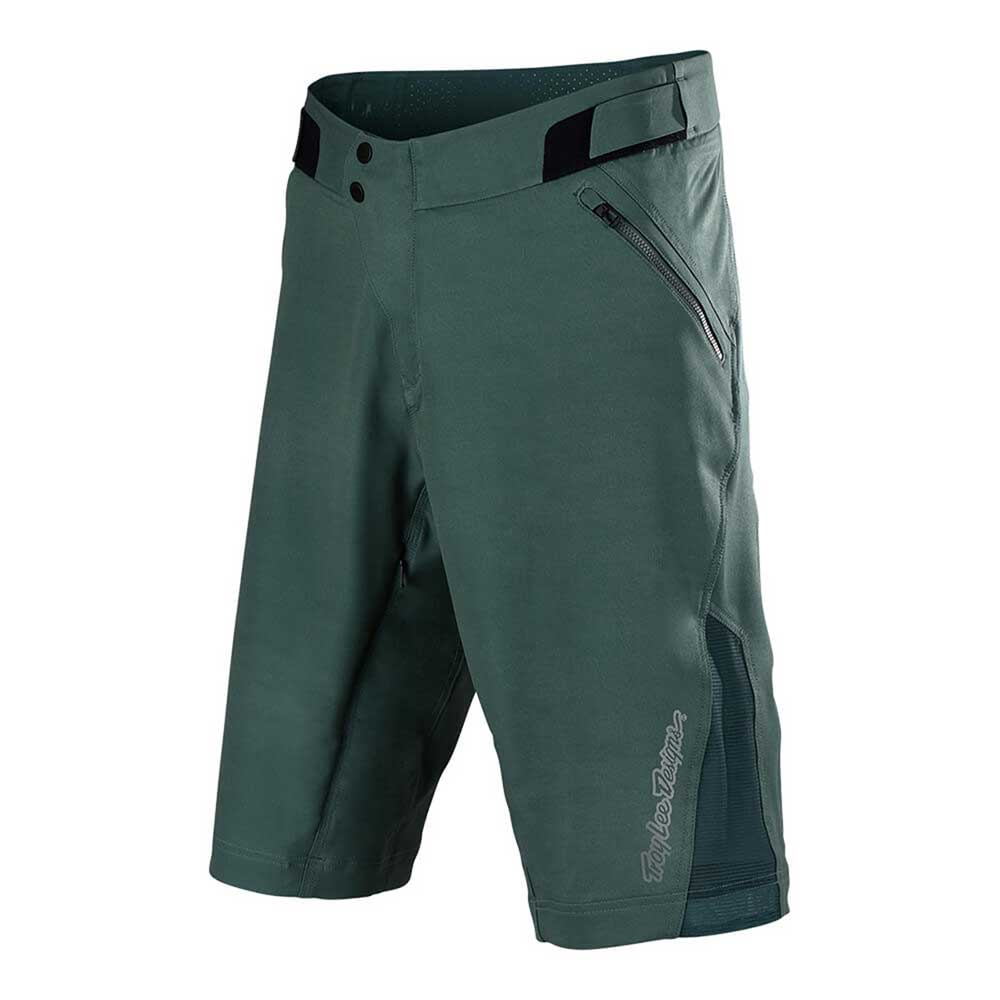 Troy Lee Designs Men's Ruckus Shorts with Liner Fatigue