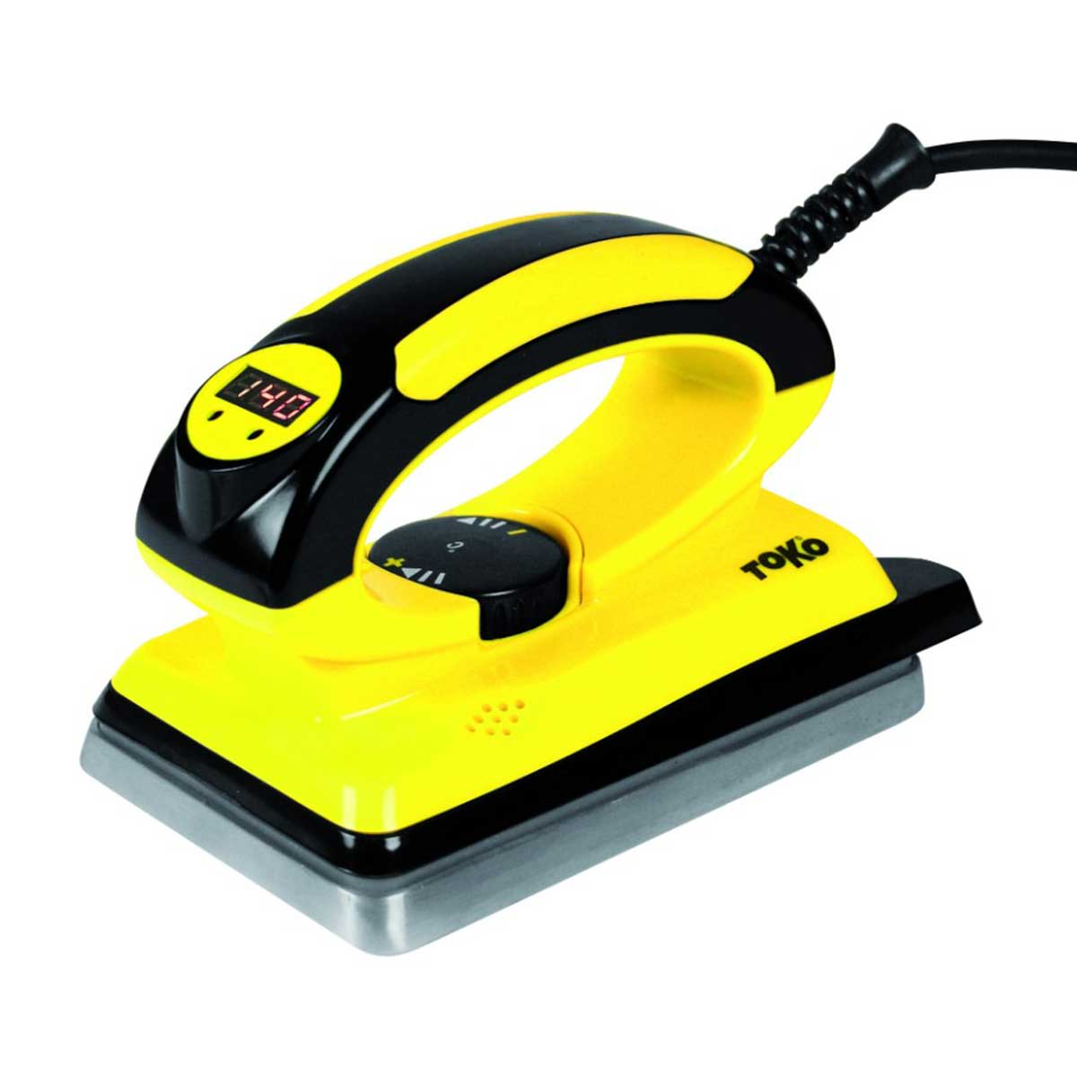 Toko T14 Digital 1200W Iron in Yellow