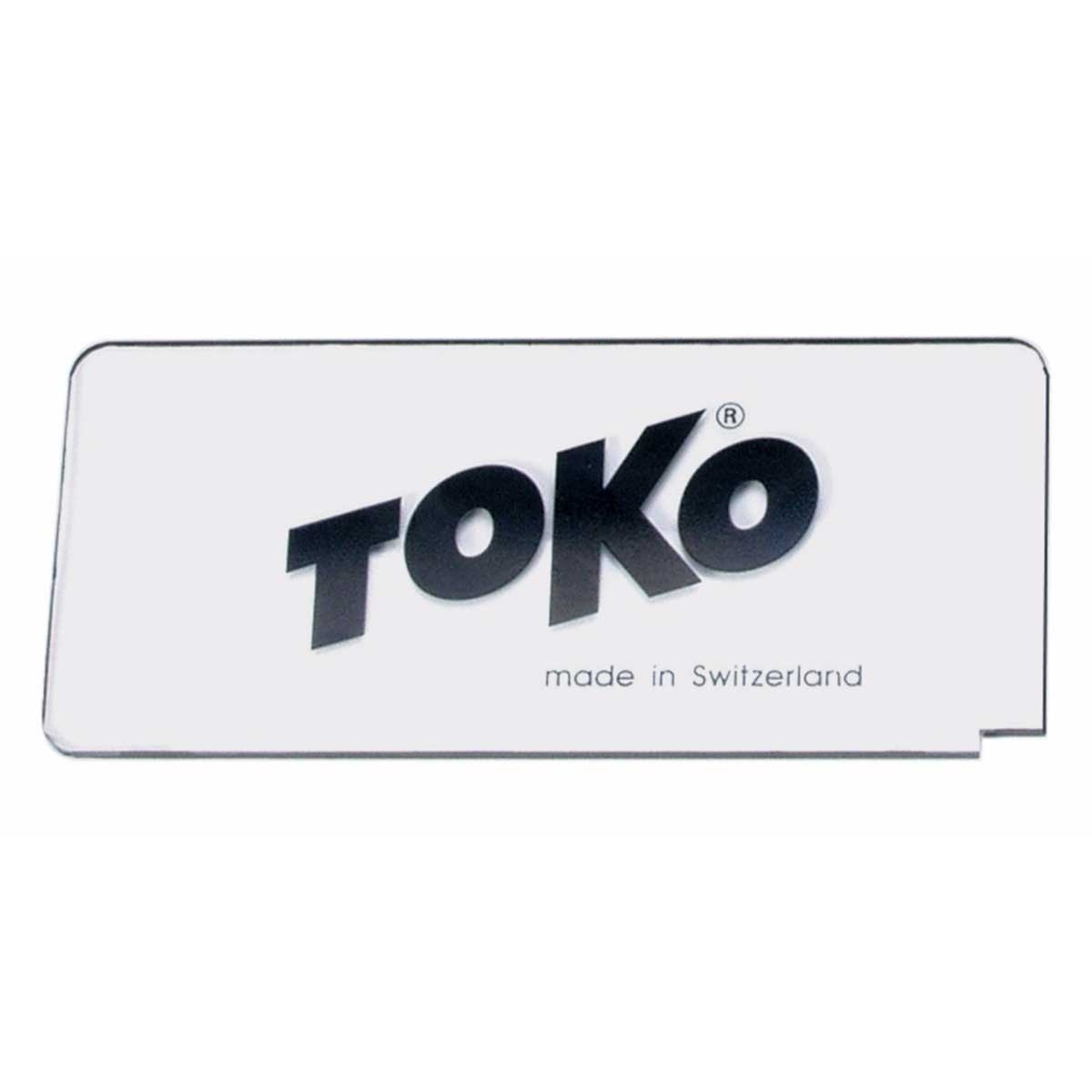 Toko Plexi Blade - 5mm in Clear and Black
