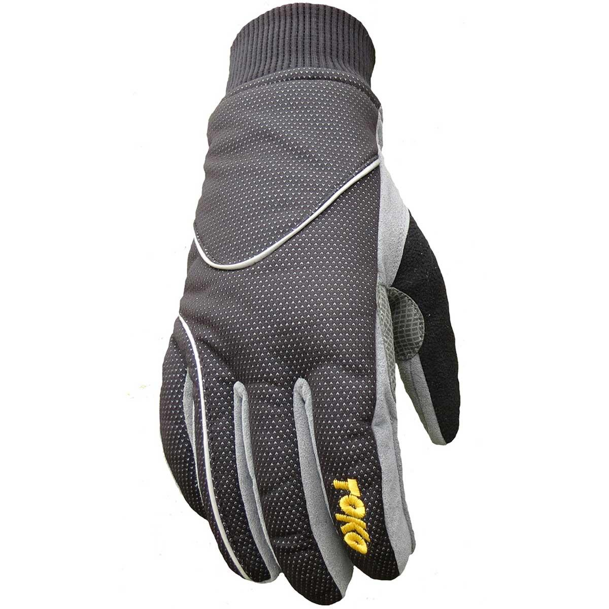 Toko Arctic Gloves in Black