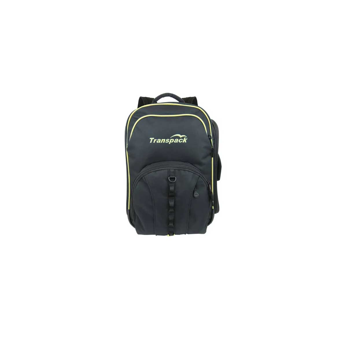 Transpack Boot Slinger Pro Bag in Black and Electric Yellow