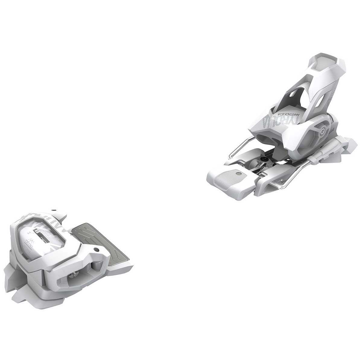 Tyrolia Attack2 12 GW ski binding in matte white